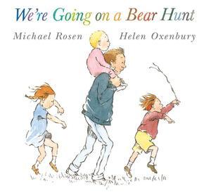 Vignette du livre We're Going on a Bear Hunt