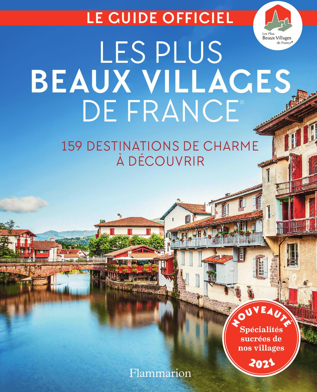 Vignette du livre Les plus beaux villages de France : 159 destinations de charme...