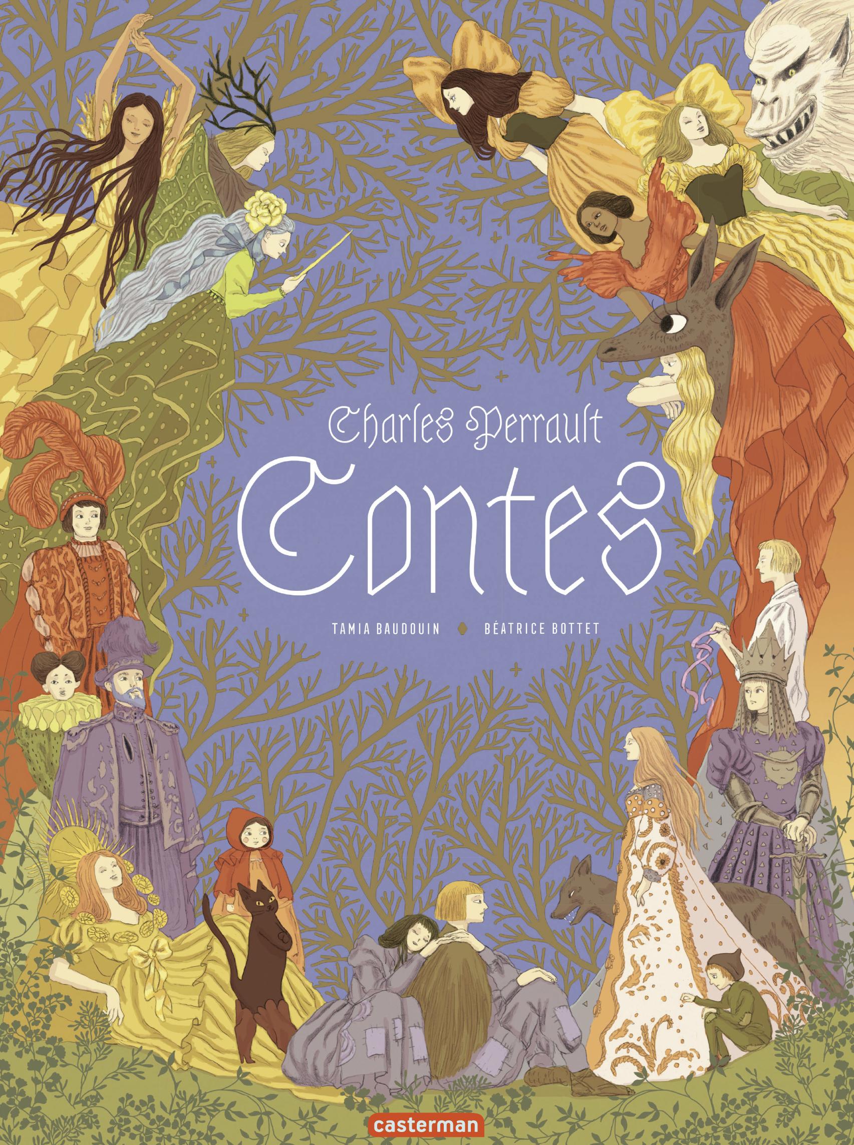 Vignette du livre Contes