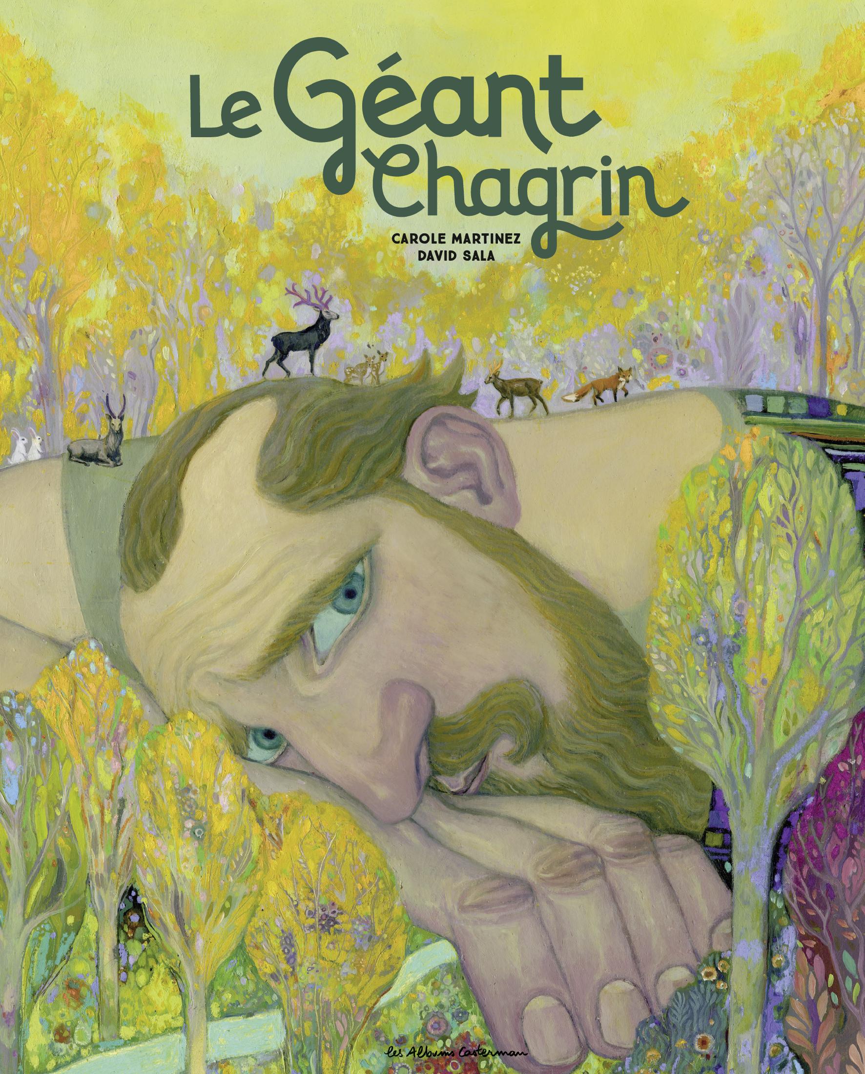 Vignette du livre Le géant chagrin