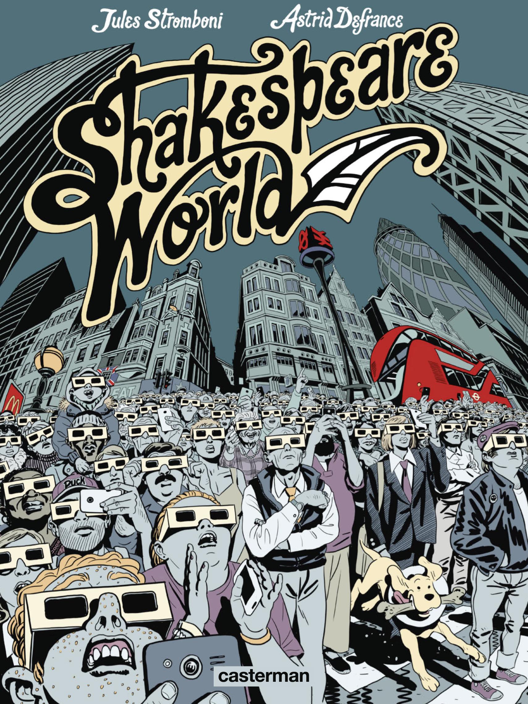 Vignette du livre Shakespeare World