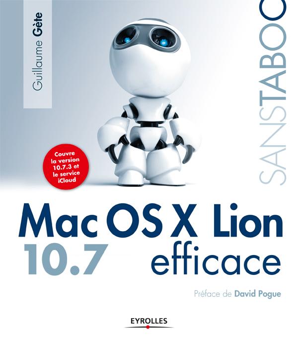 Vignette du livre Mac OS X Lion 10.7 efficace