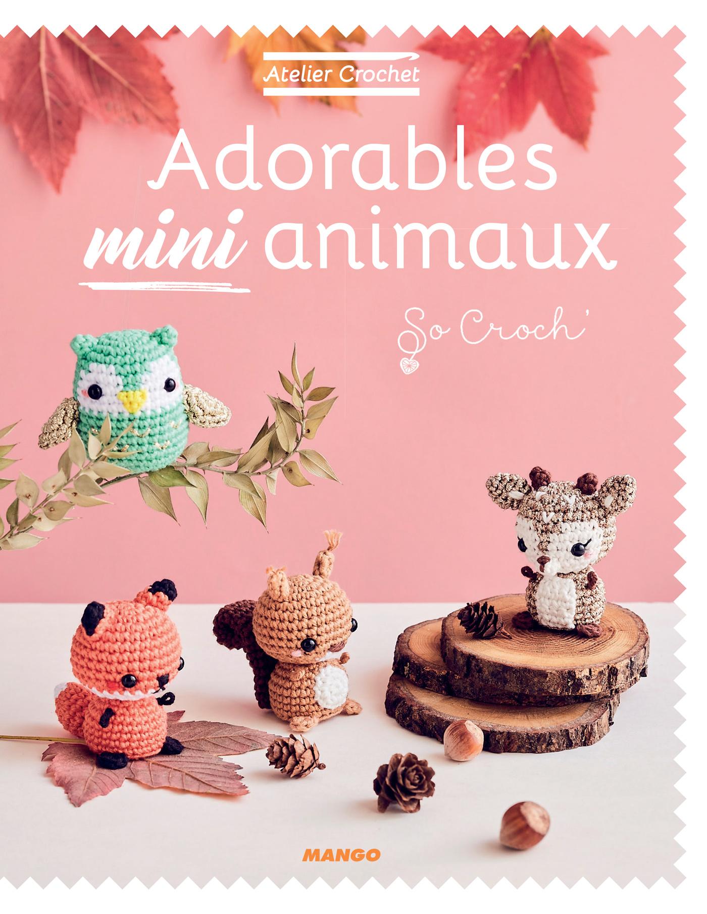 Vignette du livre Adorables mini animaux