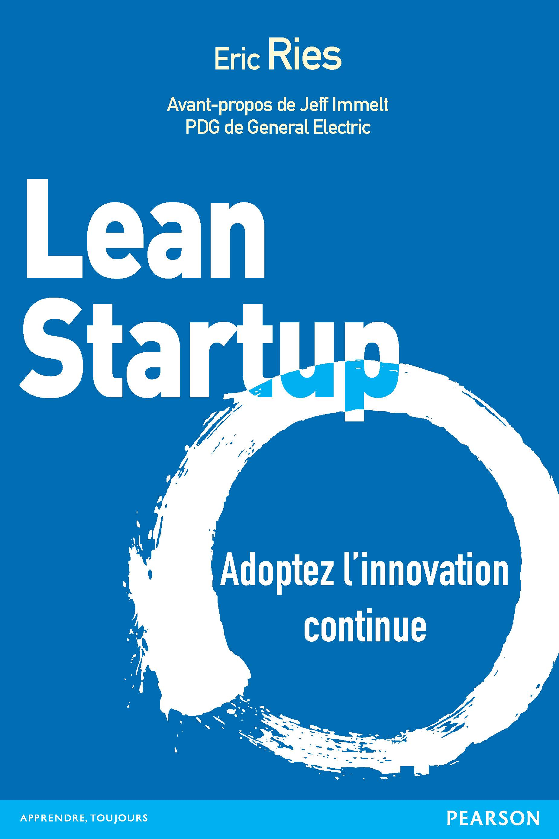 Vignette du livre La start-up lean
