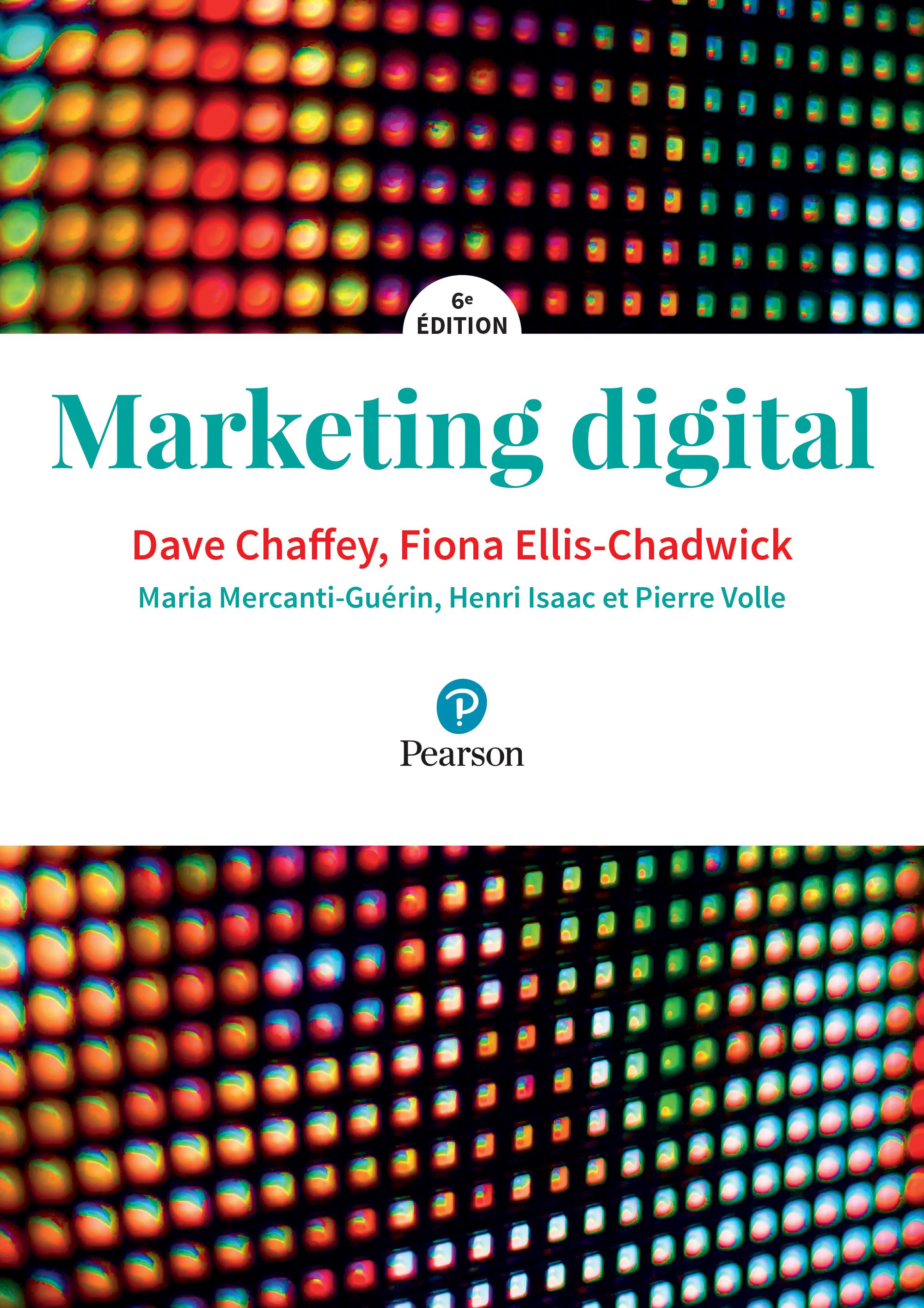 Vignette du livre Marketing digital