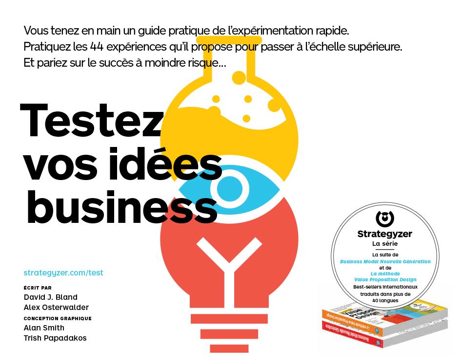 Vignette du livre Testez vos idées business