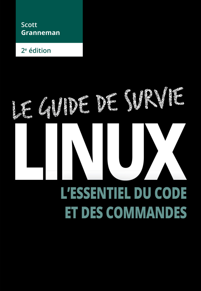 Vignette du livre Linux: l'essentiel du code et des commandes