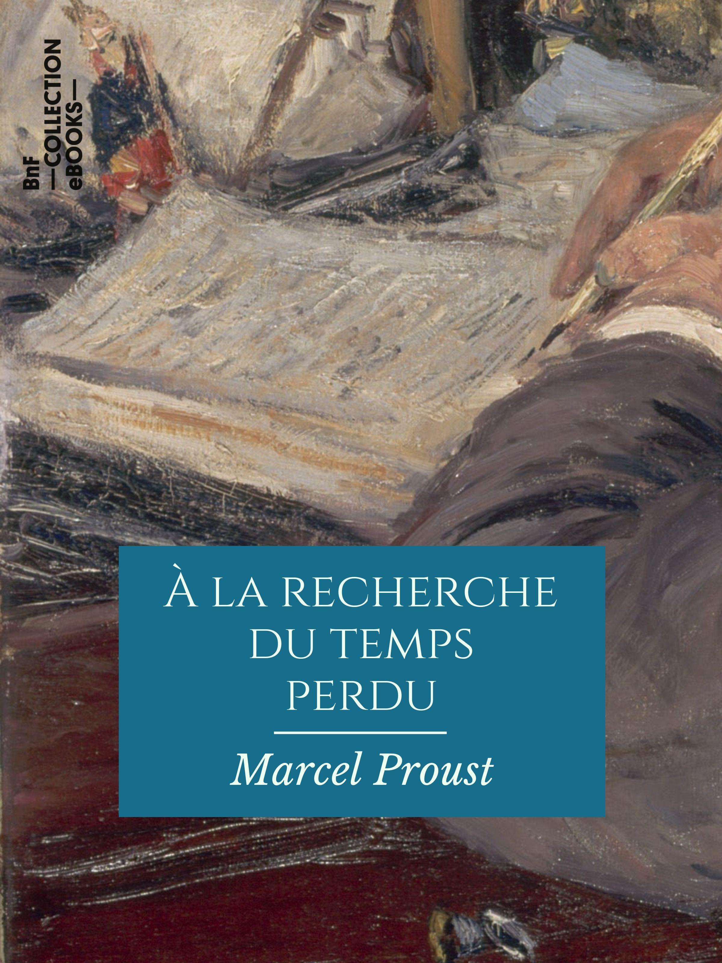 Vignette du livre À la recherche du temps perdu - Marcel Proust