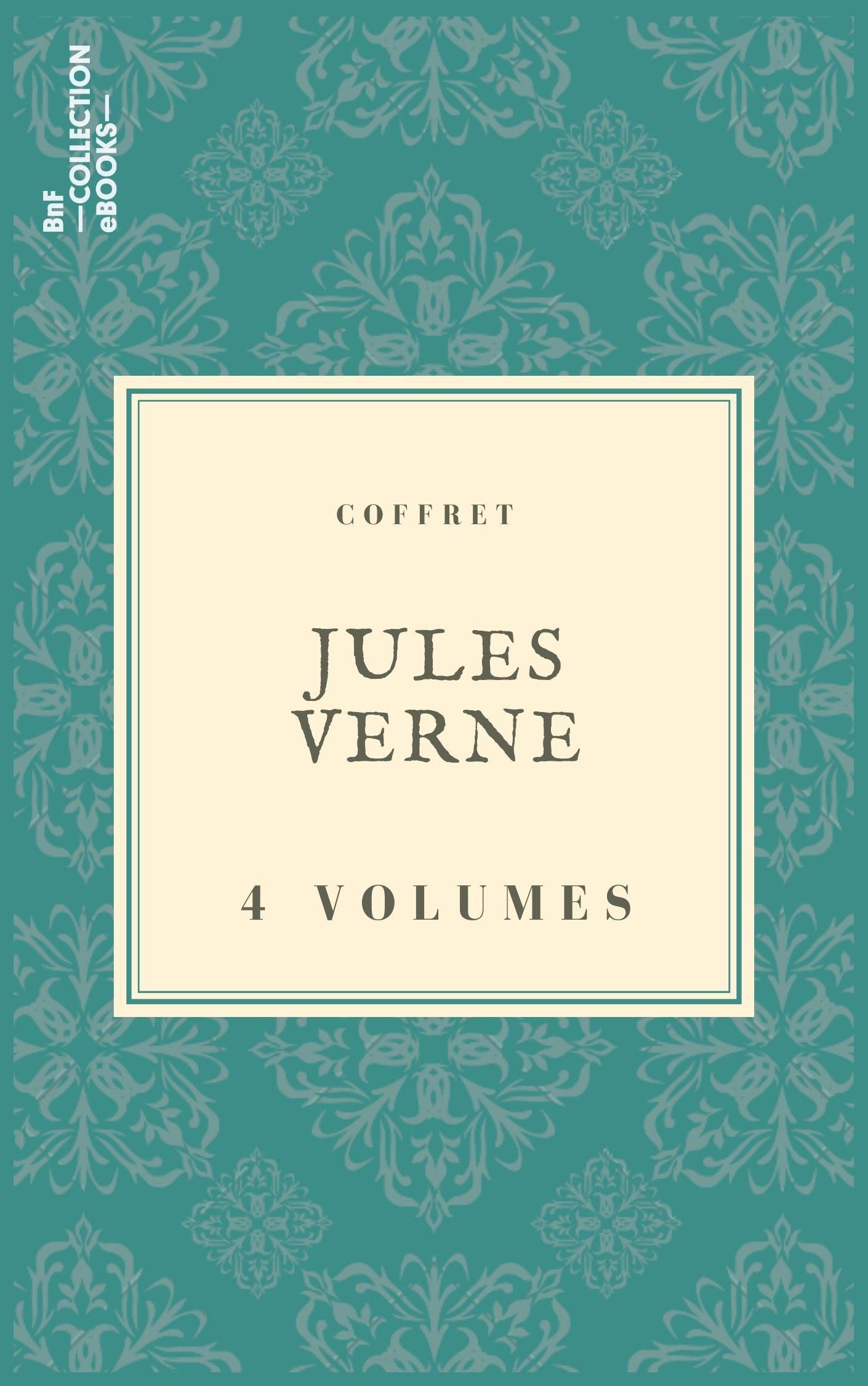 Vignette du livre Coffret Jules Verne