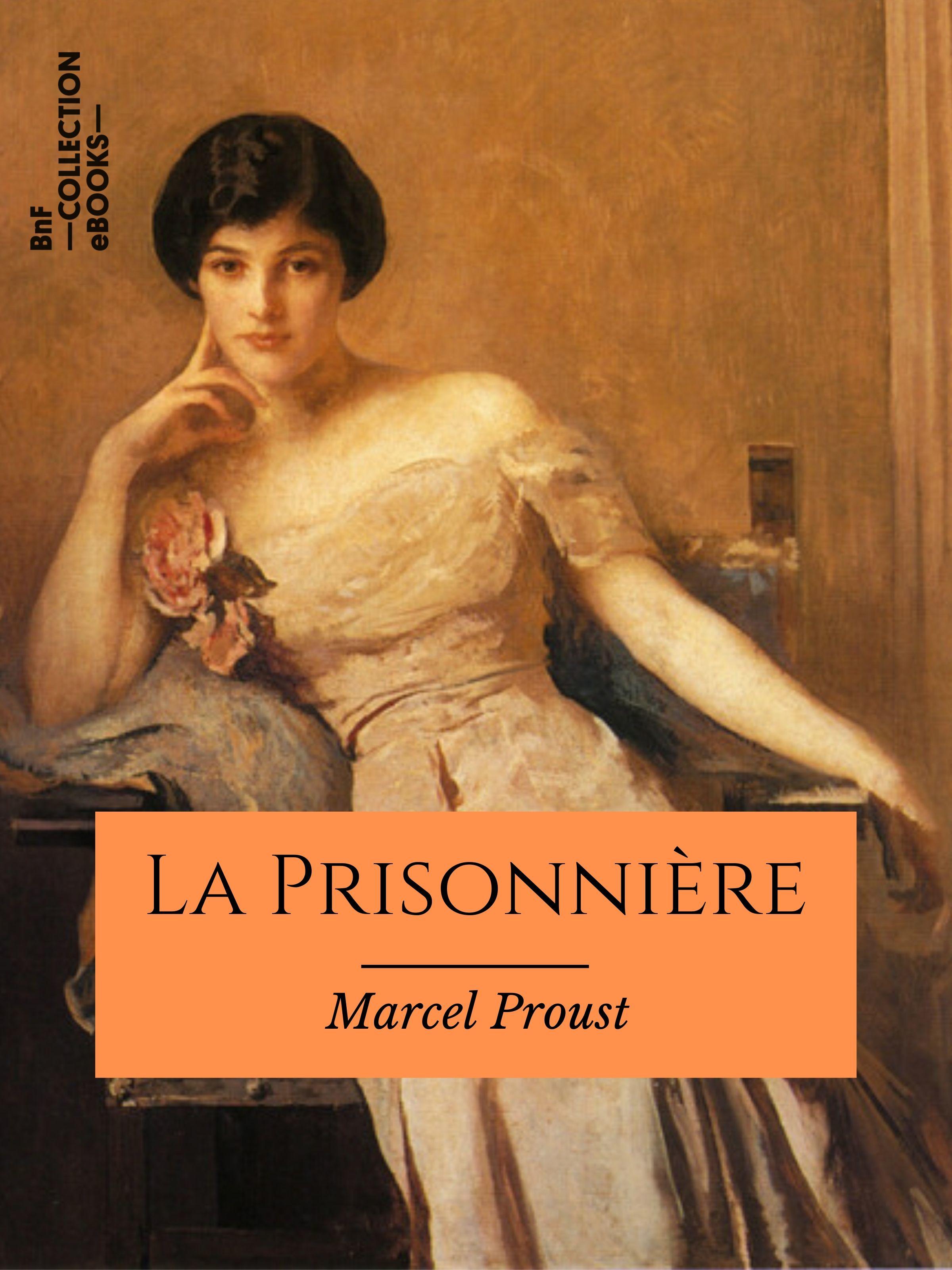 Vignette du livre La Prisonnière - Marcel Proust