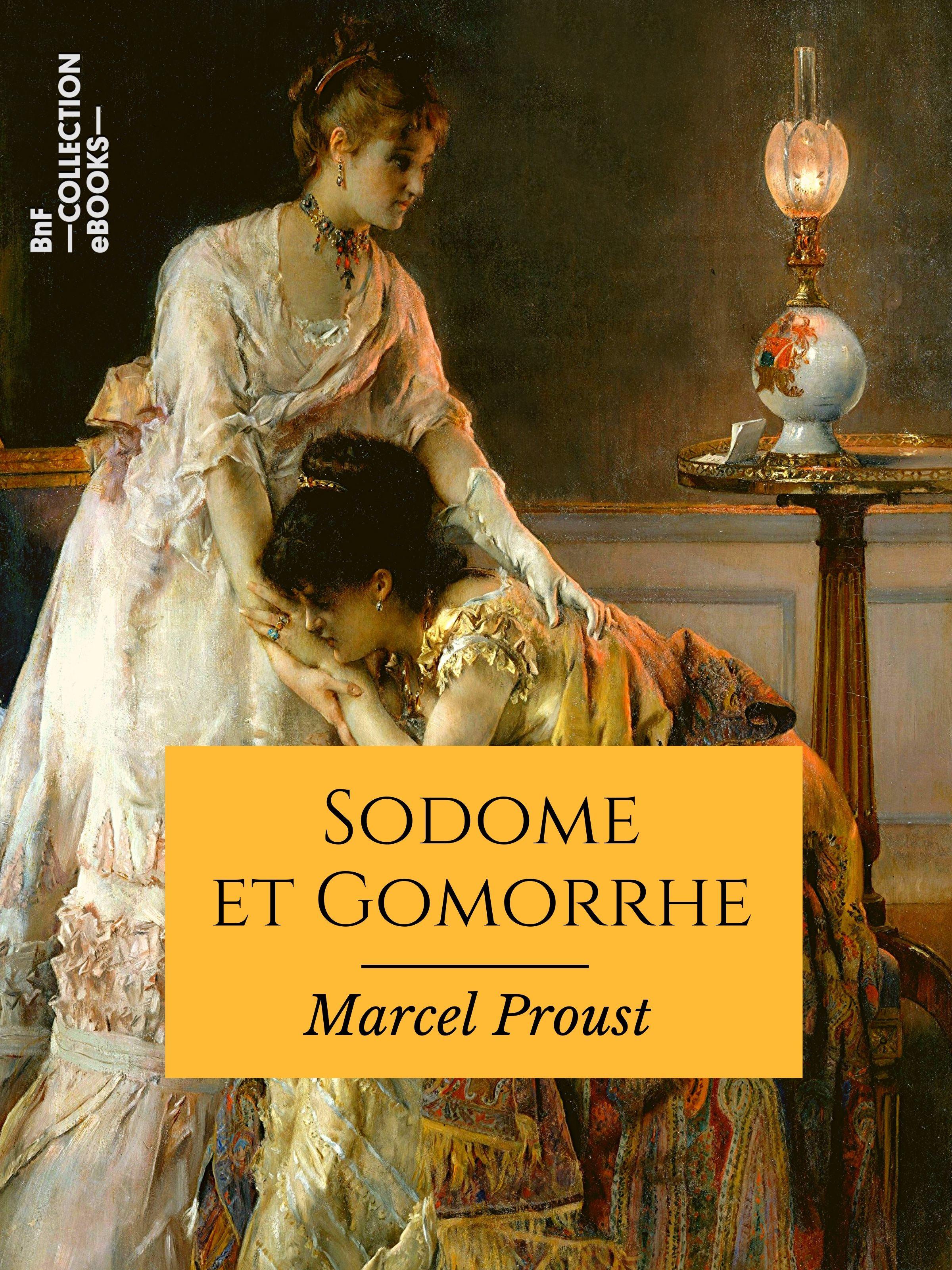 Vignette du livre Sodome et Gomorrhe - Marcel Proust