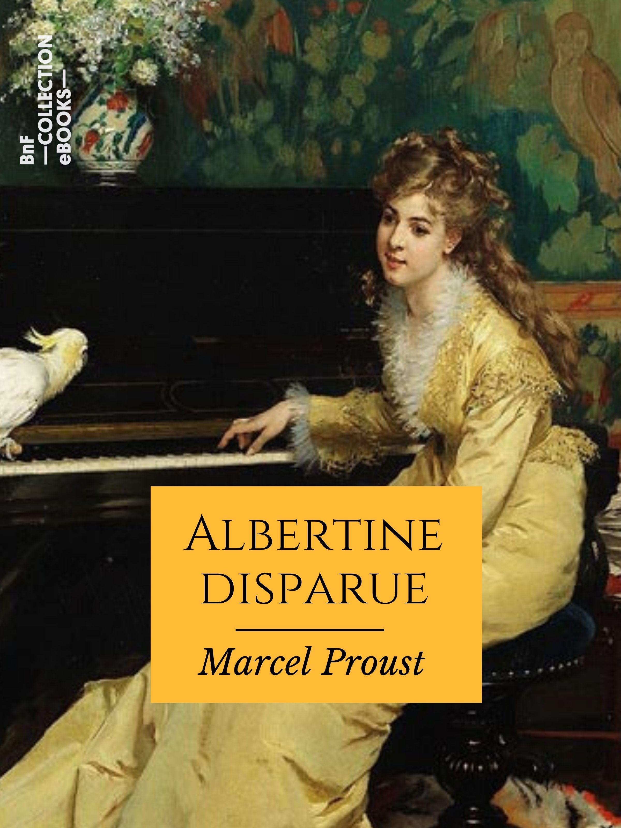 Vignette du livre Albertine disparue - Marcel Proust