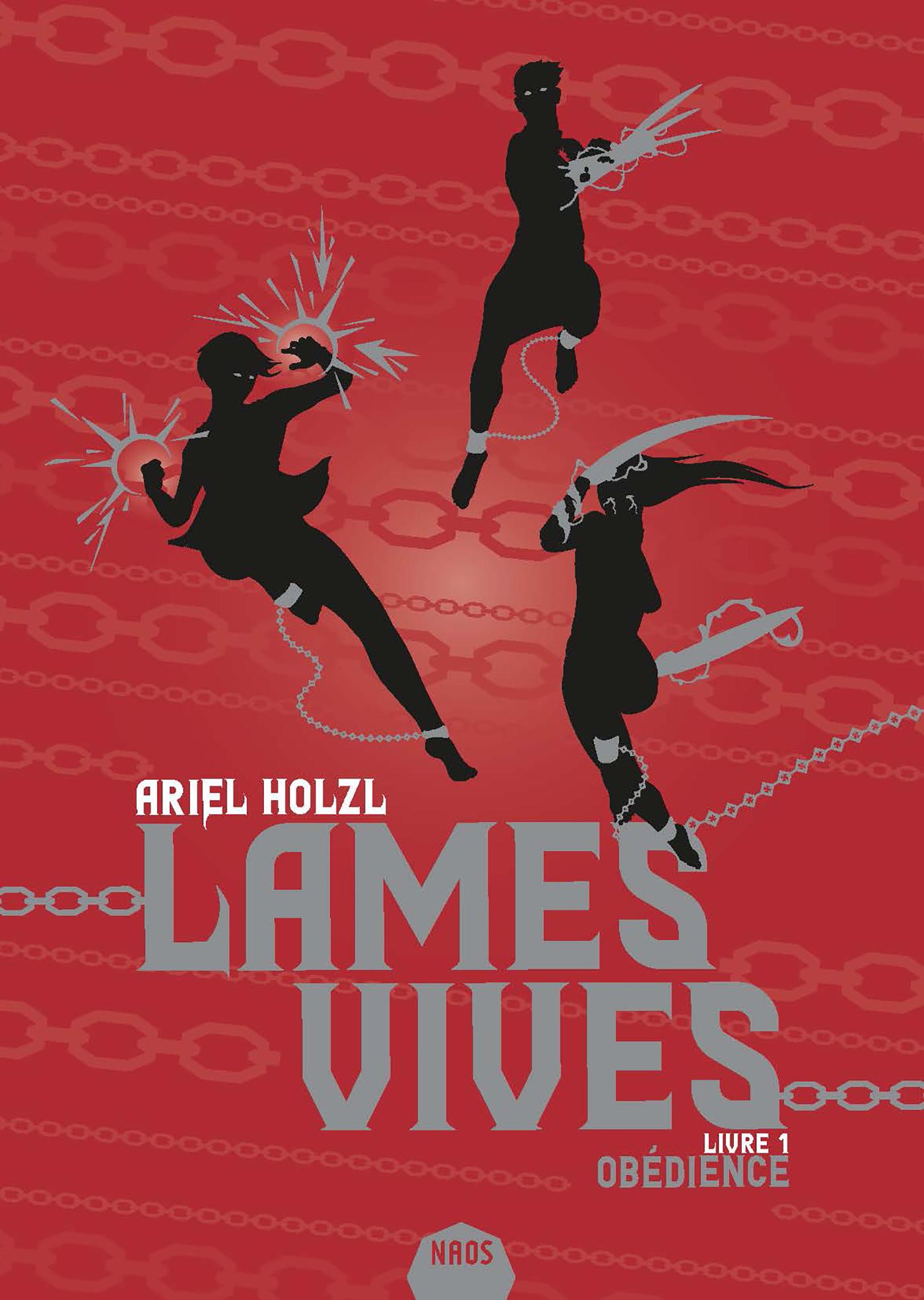 Vignette du livre Lames vives T.1 : Obédience