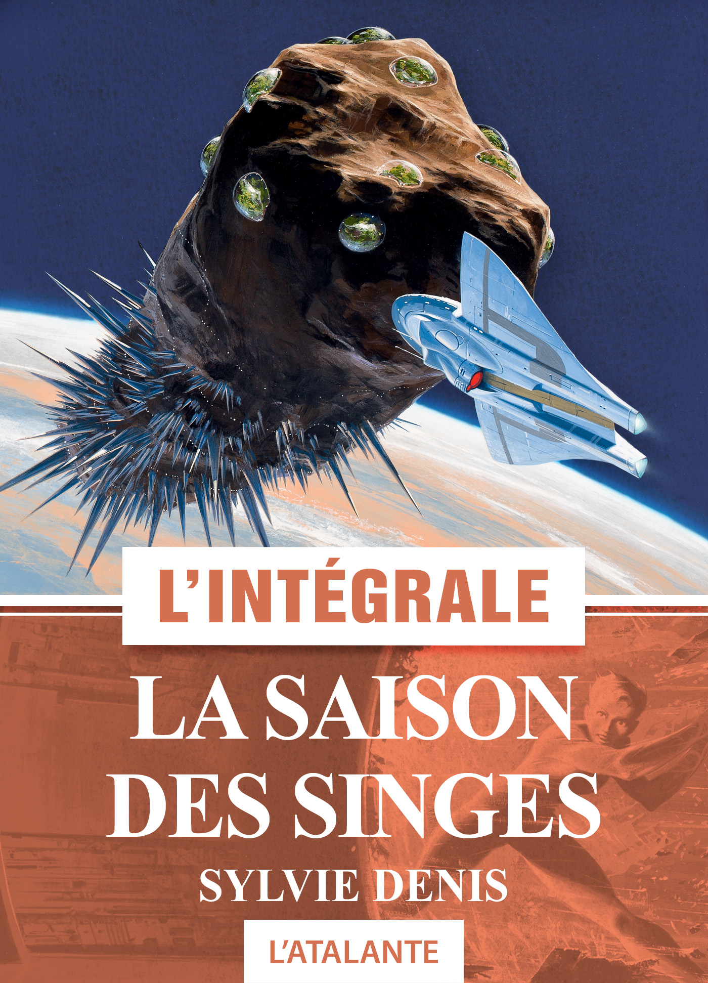Vignette du livre La saison des singes - L'intégrale