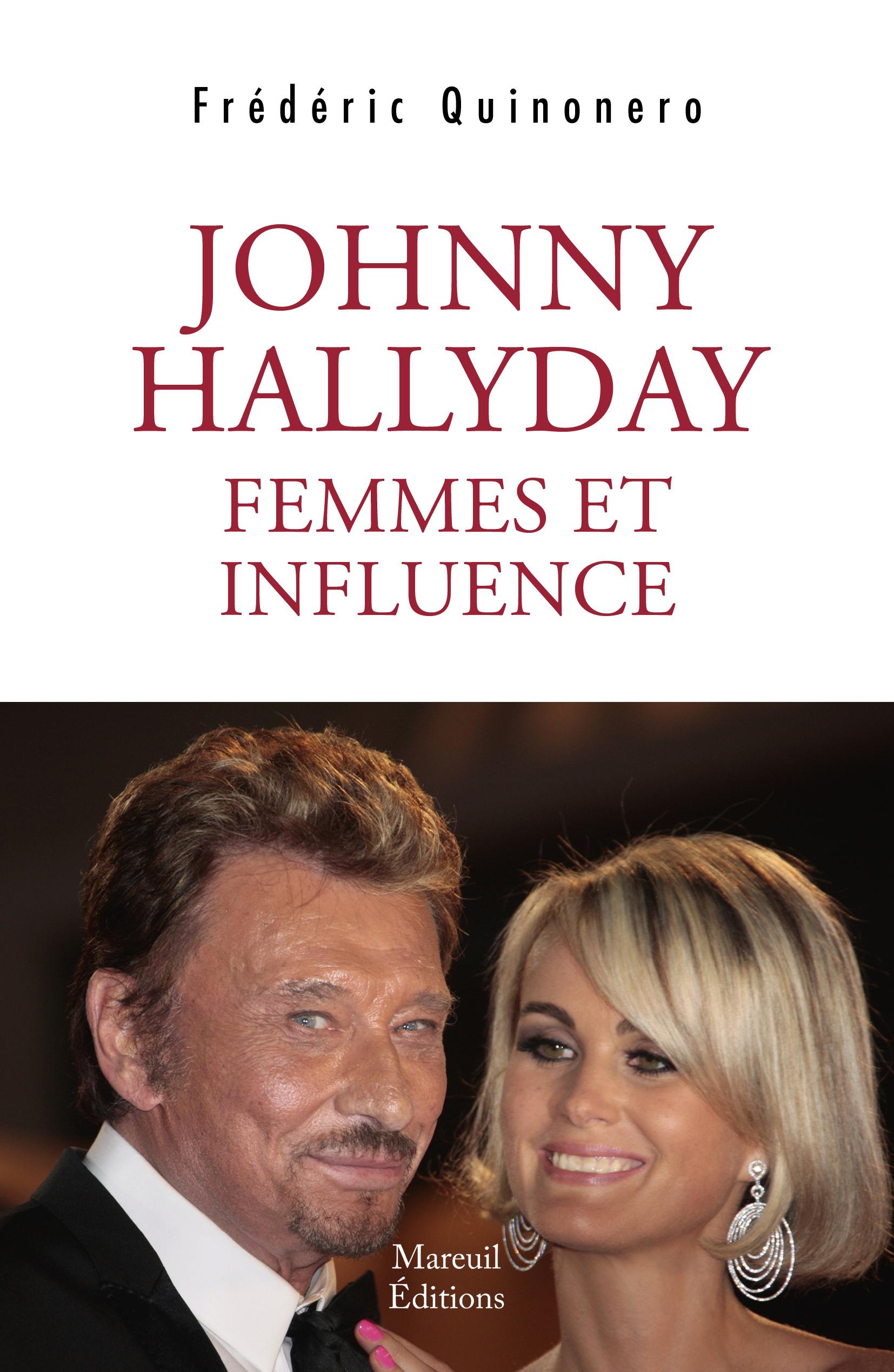 Vignette du livre Johnny Hallyday sous l'influence des femmes