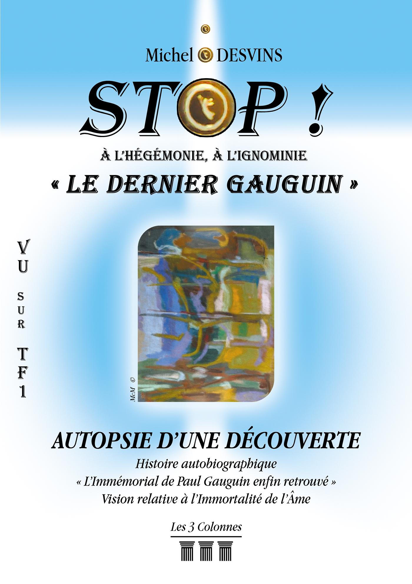 STOP ! - Michel Desvins