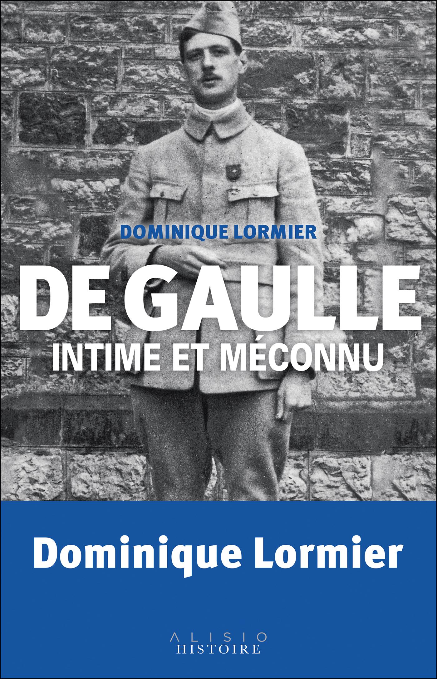Vignette du livre De Gaulle intime et méconnu