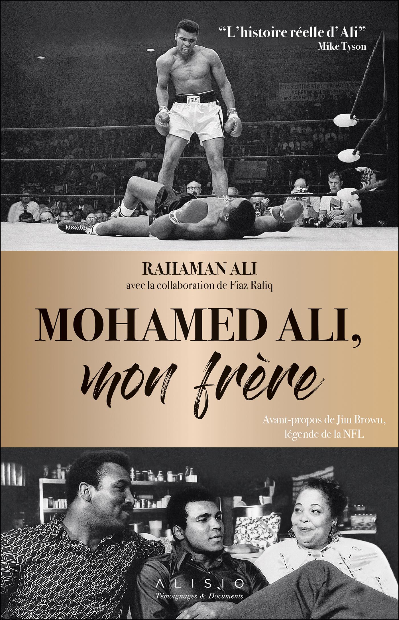 Vignette du livre Mohamed Ali, mon frère