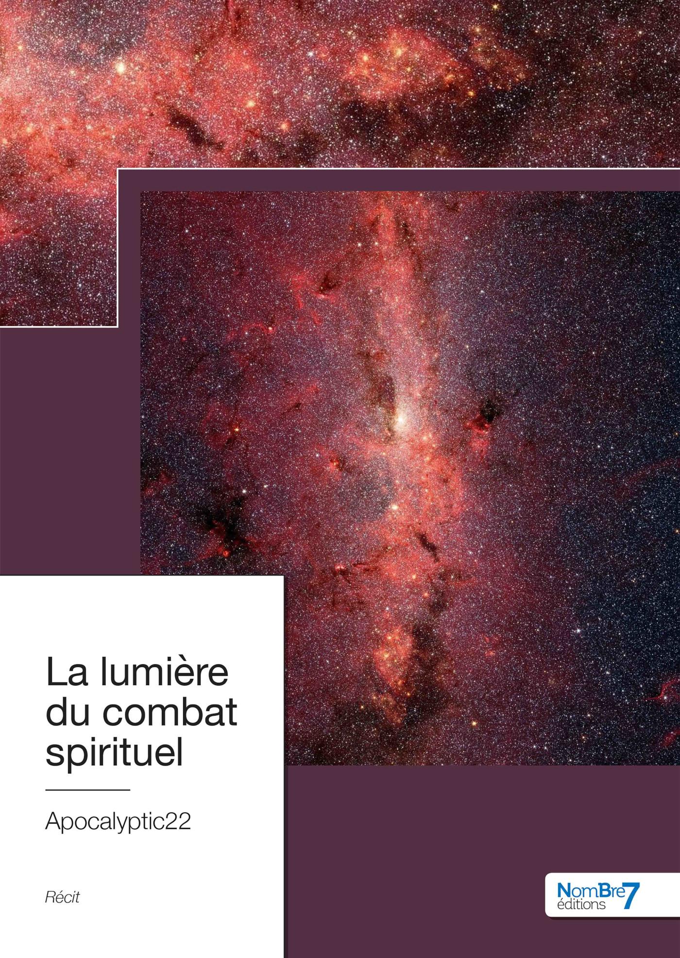 Vignette du livre La lumière du combat spirituel