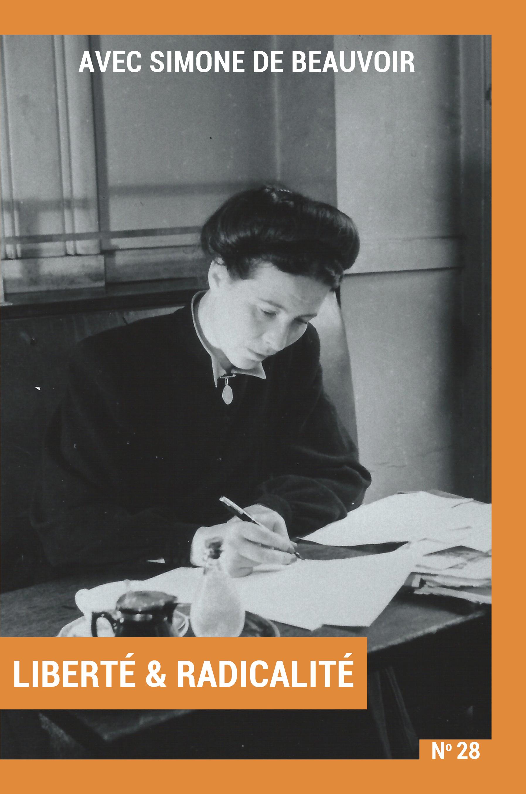 Vignette du livre Avec Simone de Beauvoir