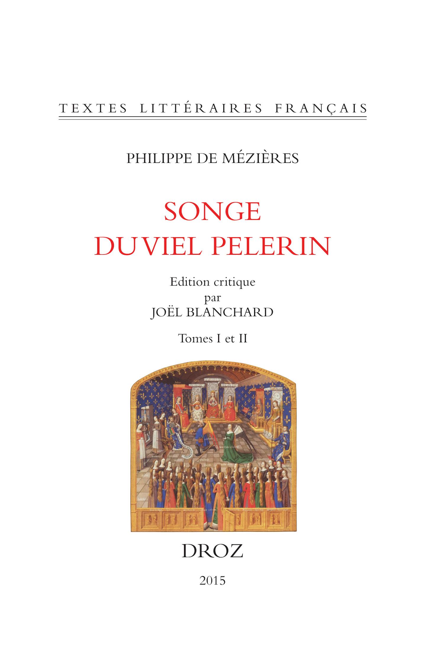 Songe du Viel Pelerin, Didier Kahn