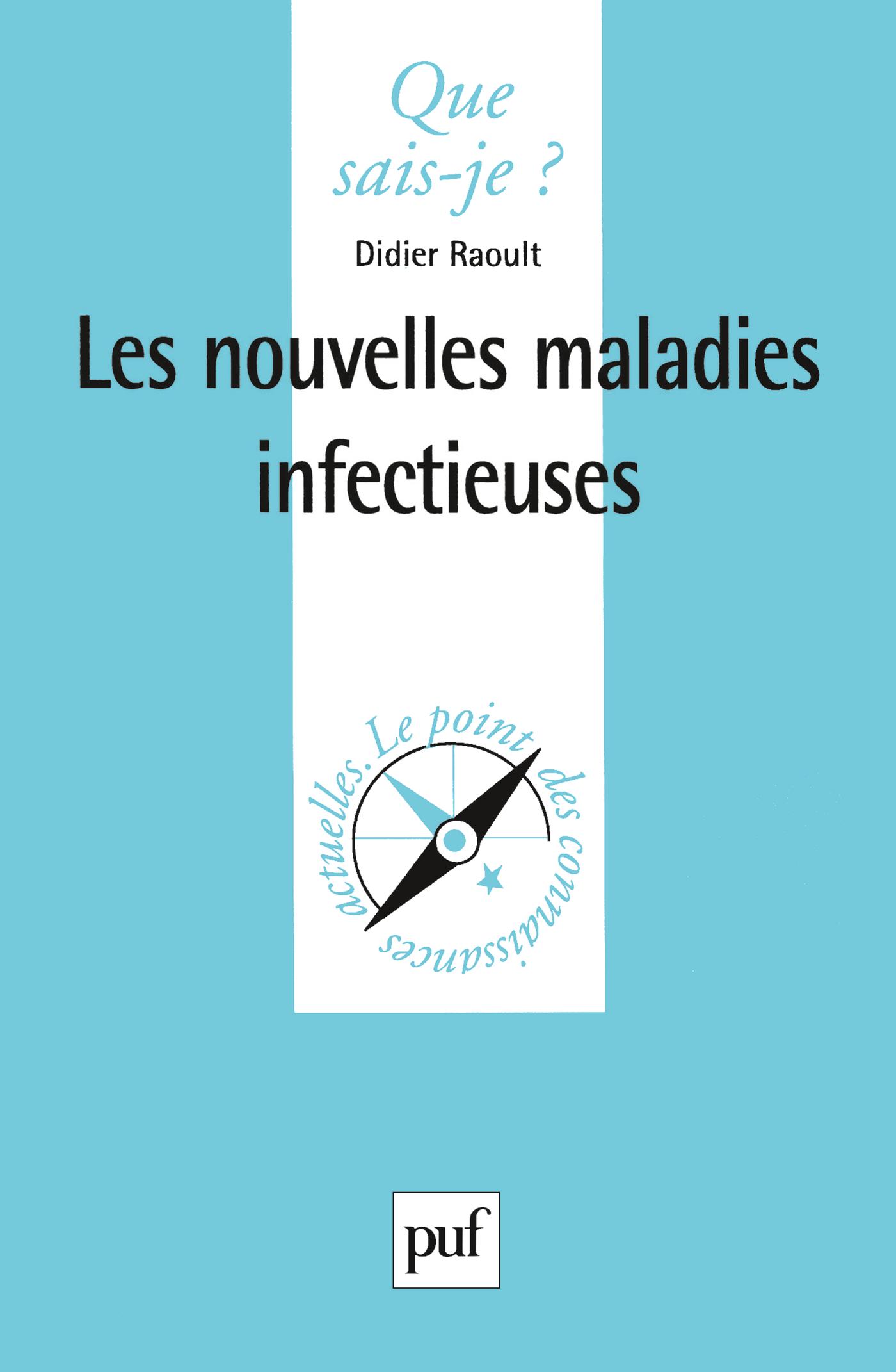 Vignette du livre Les nouvelles maladies infectieuses