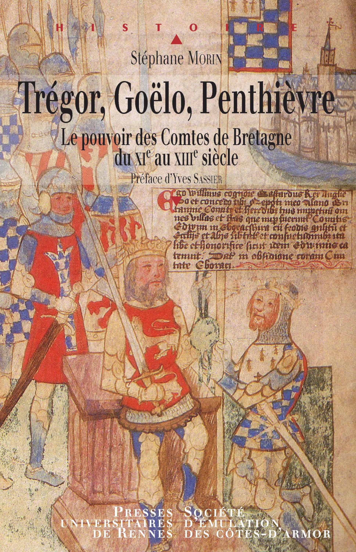 Vignette du livre Trégor, Goëlo, Penthièvre