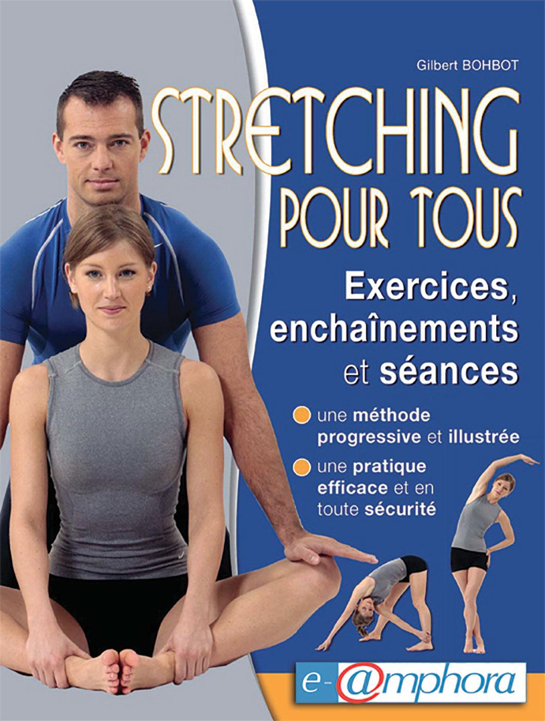 Vignette du livre Stretching pour Tous