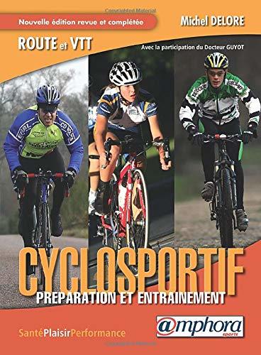 Vignette du livre Cyclosportif - Route et VTT
