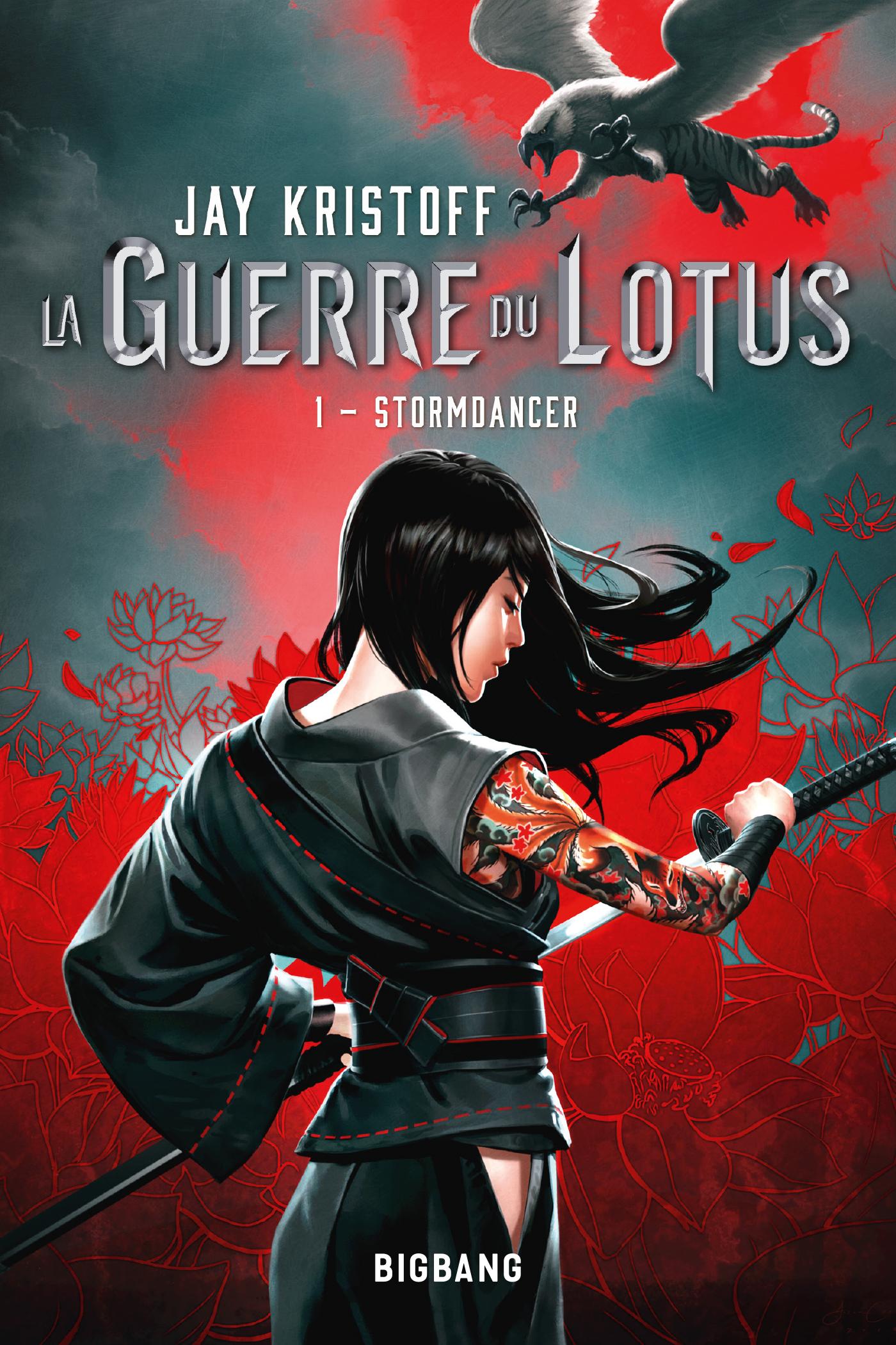Vignette du livre La guerre du Lotus T.1: Invocation à la pluie