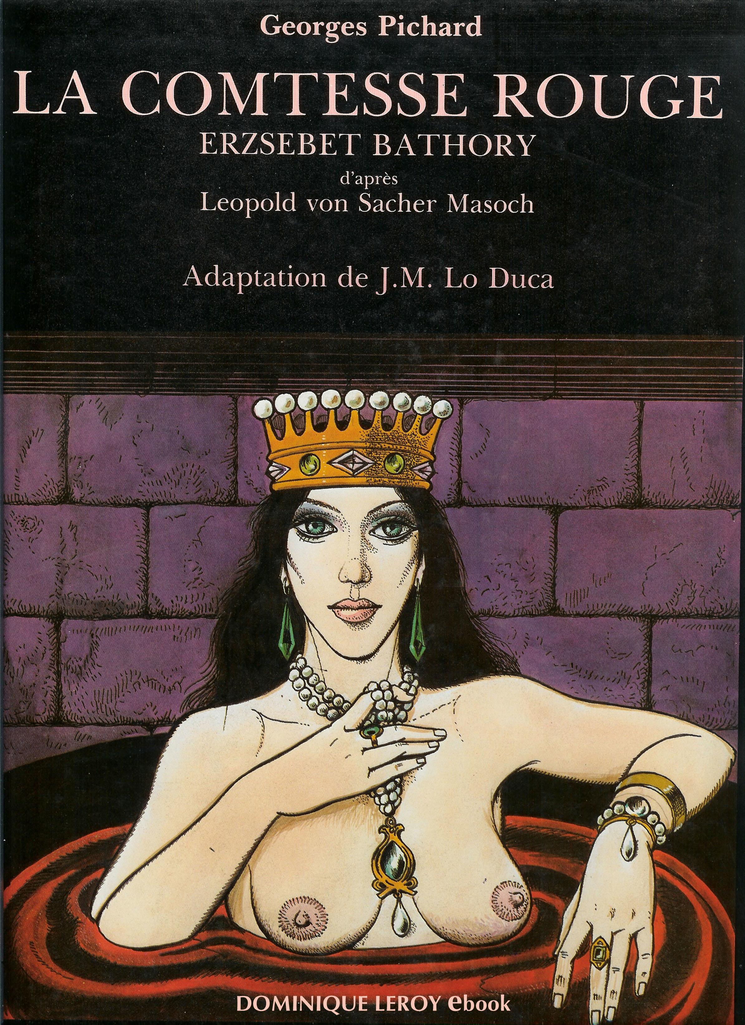 Vignette du livre La Comtesse rouge en BD