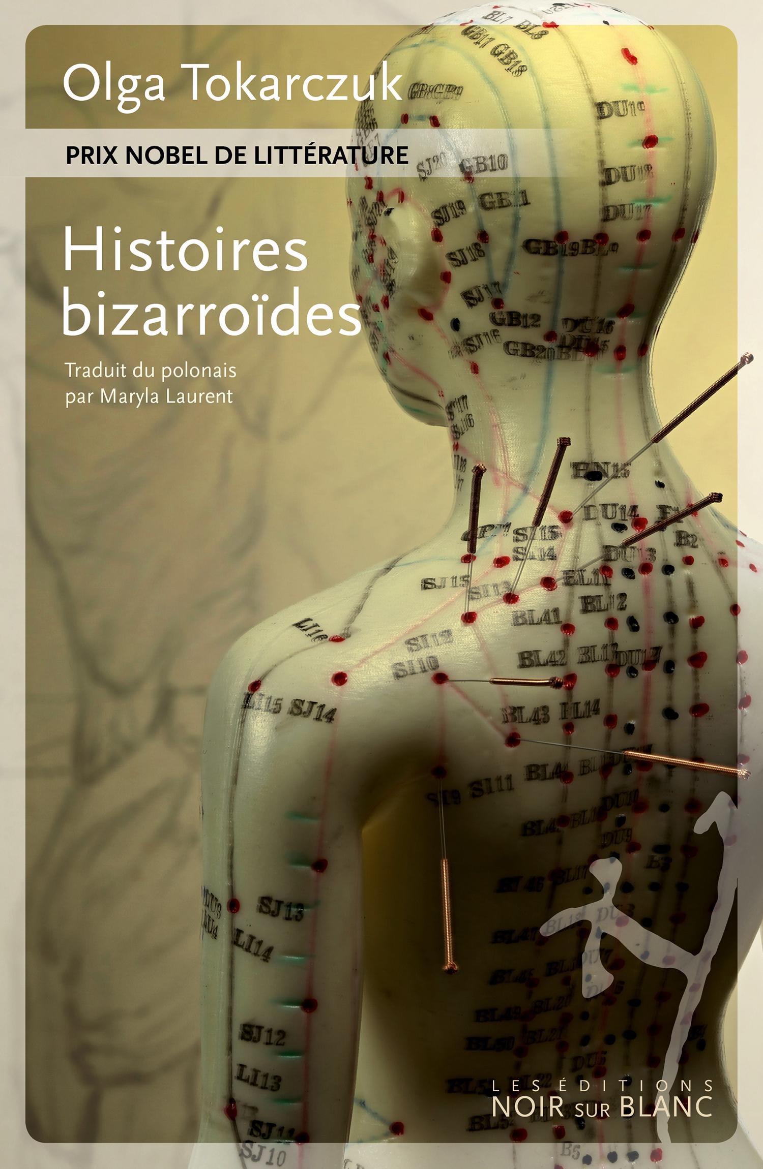 Vignette du livre Histoires bizarroïdes