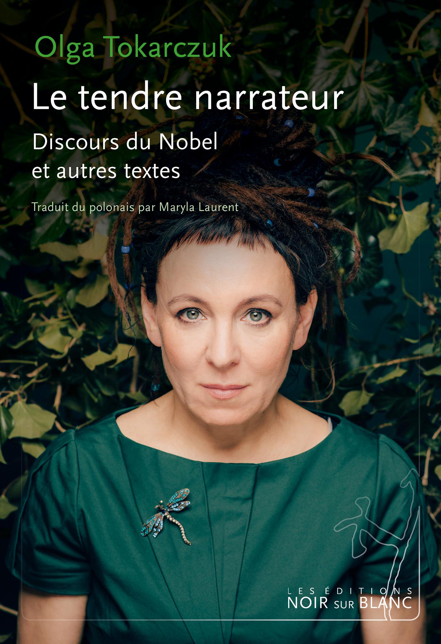 Vignette du livre Le tendre narrateur : discours du Nobel et autres textes