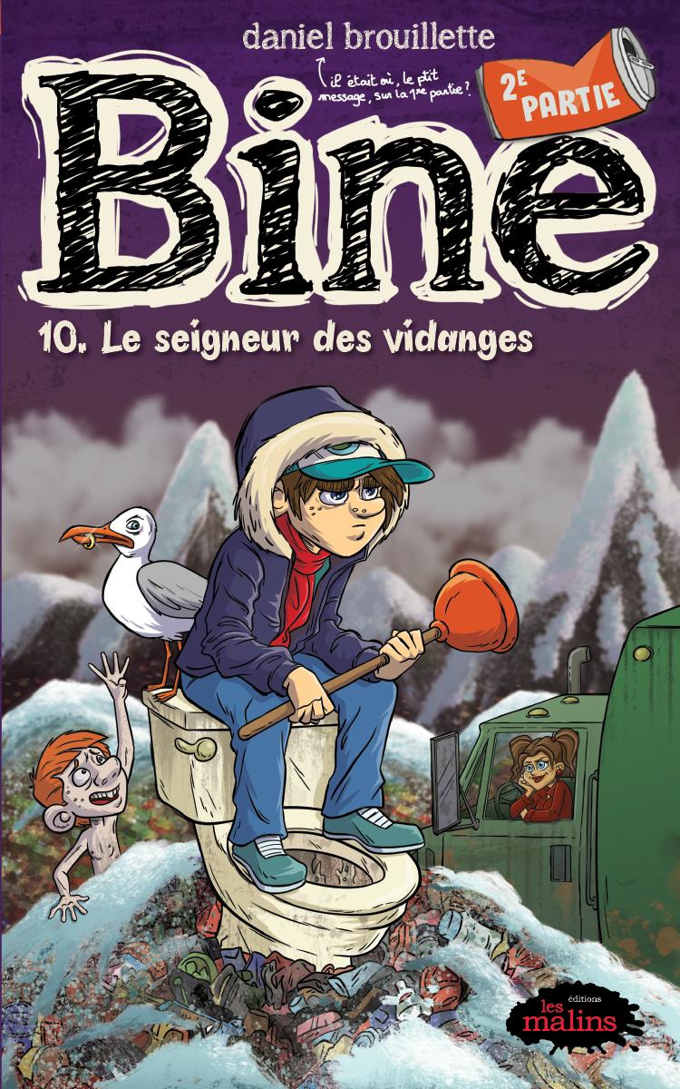 Vignette du livre Bine tome 10.2: Le seigneur des vidanges