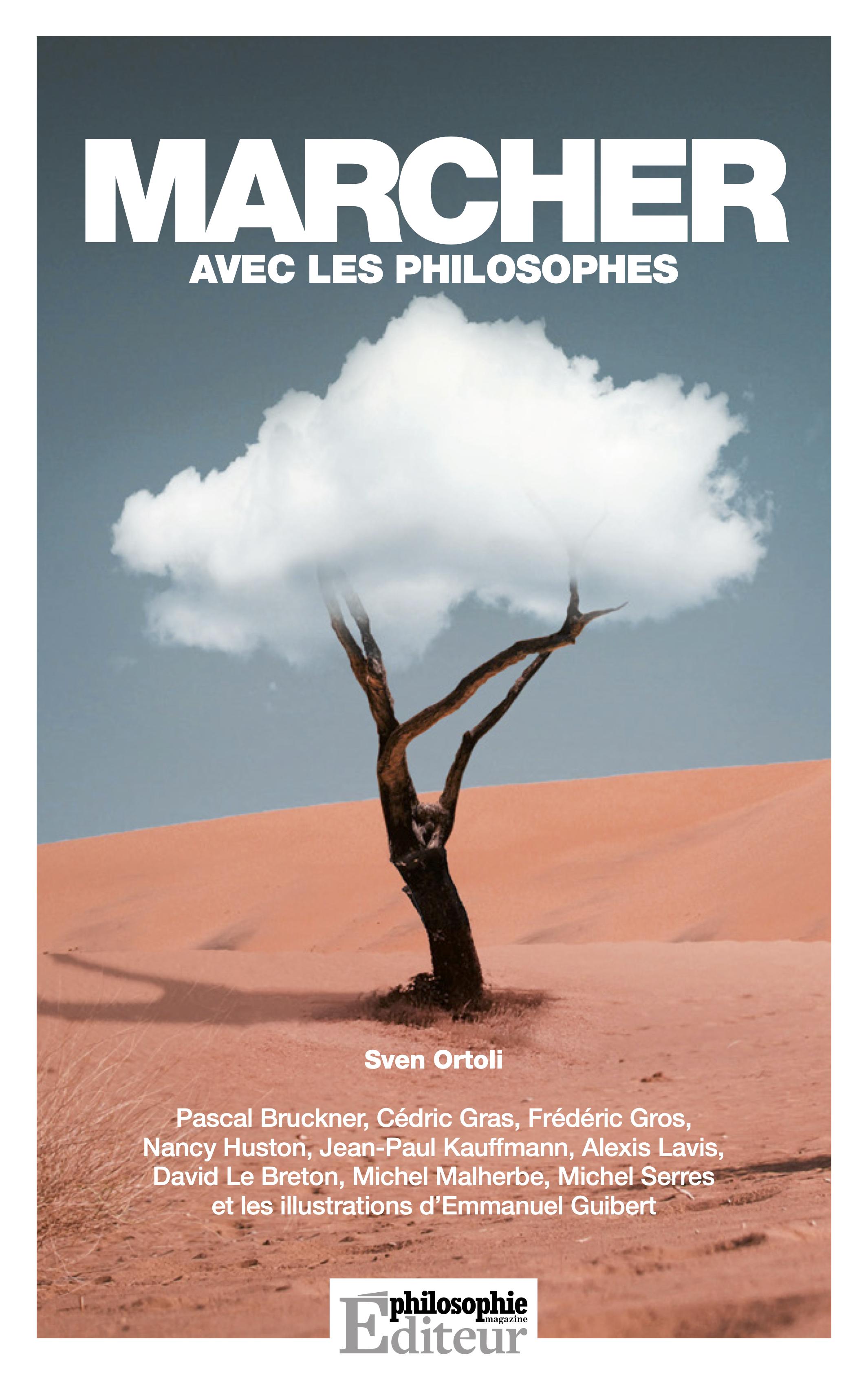 Vignette du livre Marcher avec les philosophes