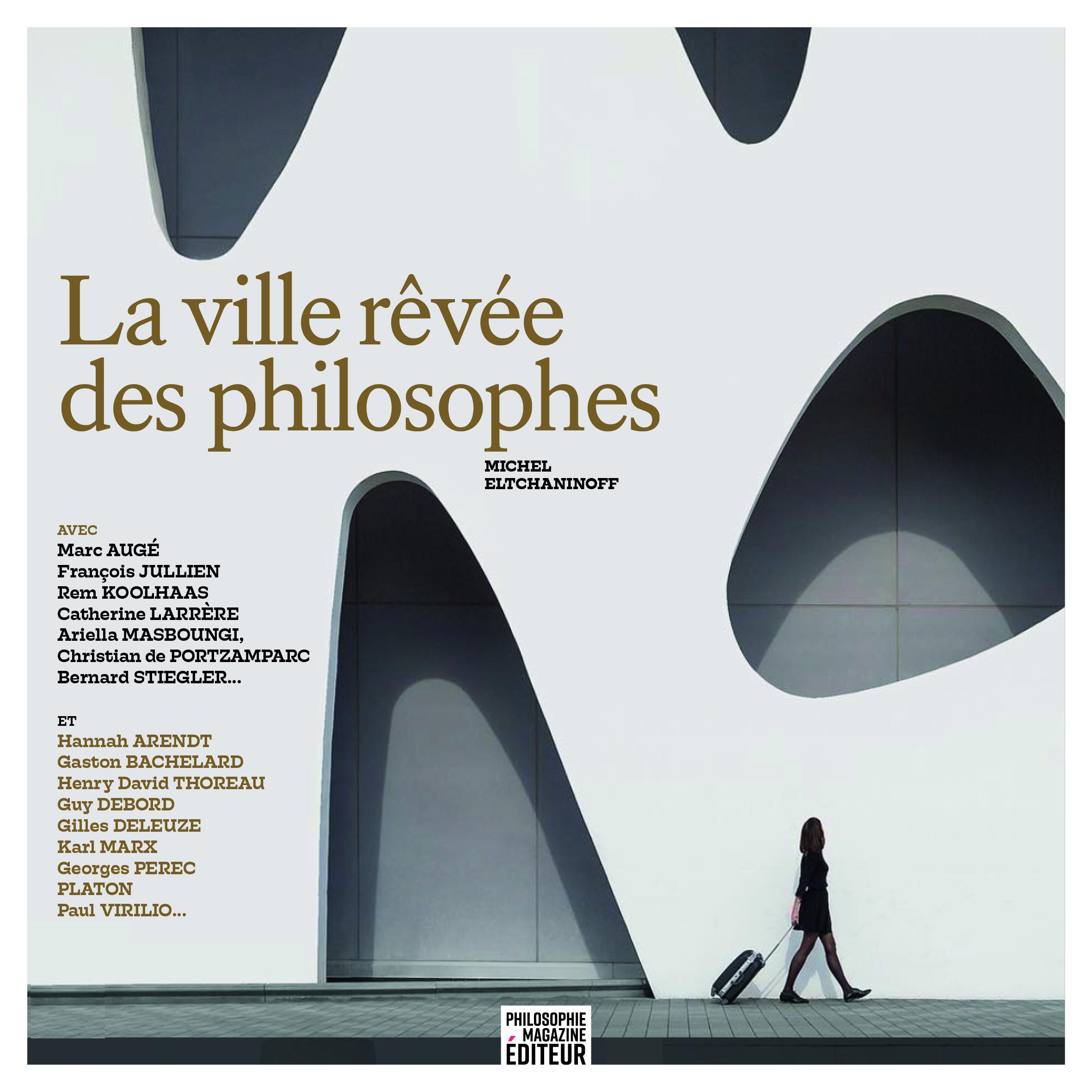 Vignette du livre La Ville rêvée des philosophes