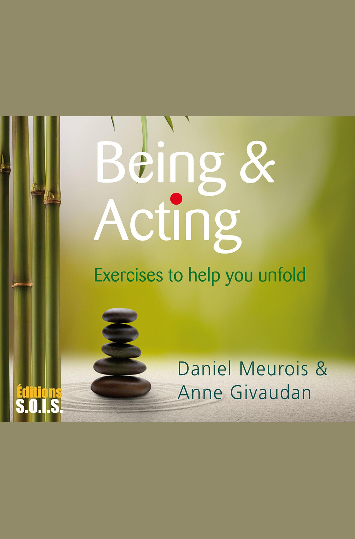 Vignette du livre Being & Acting