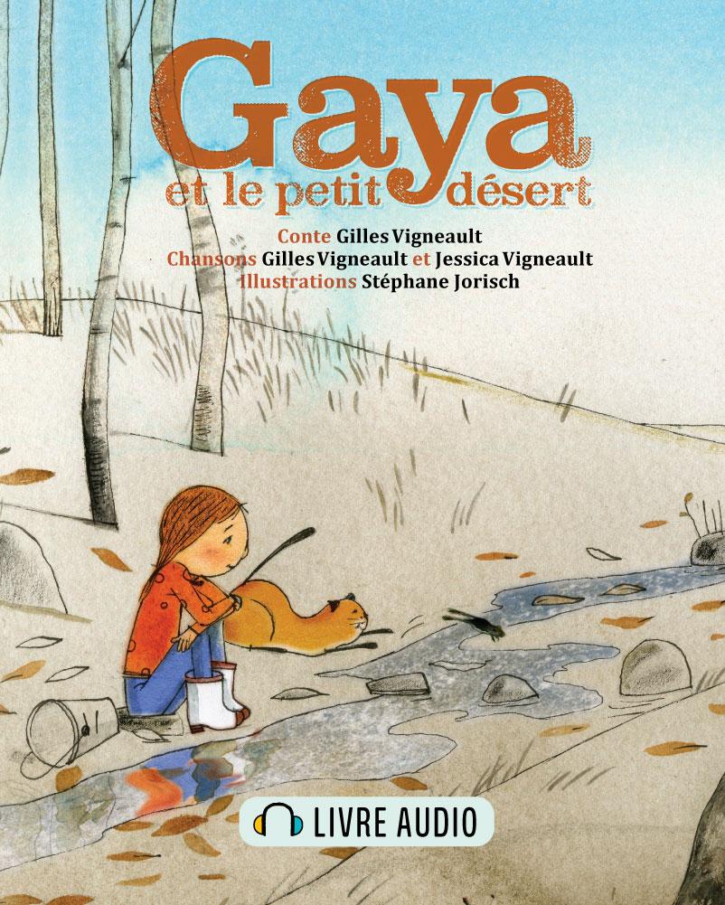 Vignette du livre Gaya et le petit désert
