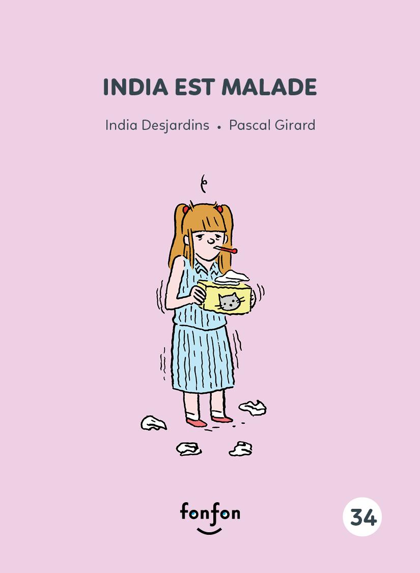 Vignette du livre India est malade