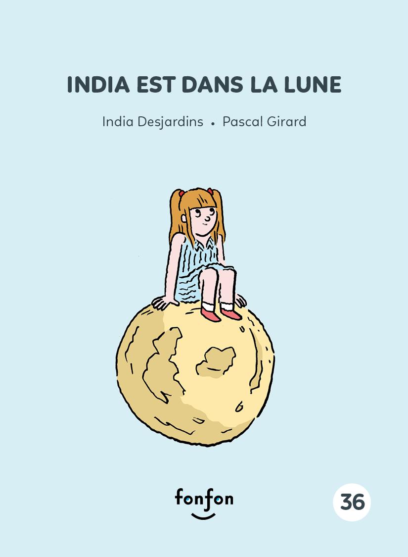 Vignette du livre India est dans la lune