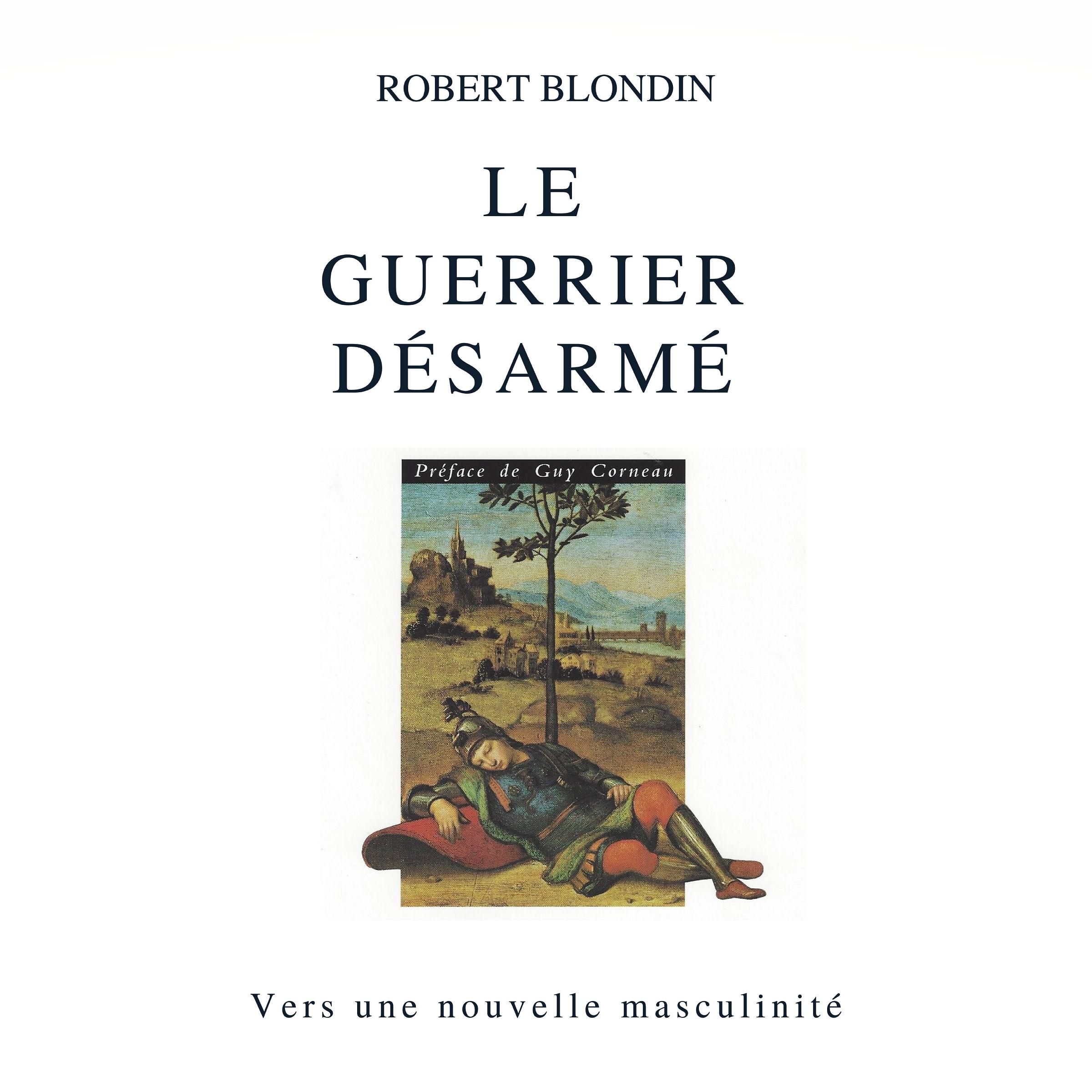 Vignette du livre Le guerrier désarmé : Vers une nouvelle masculinité