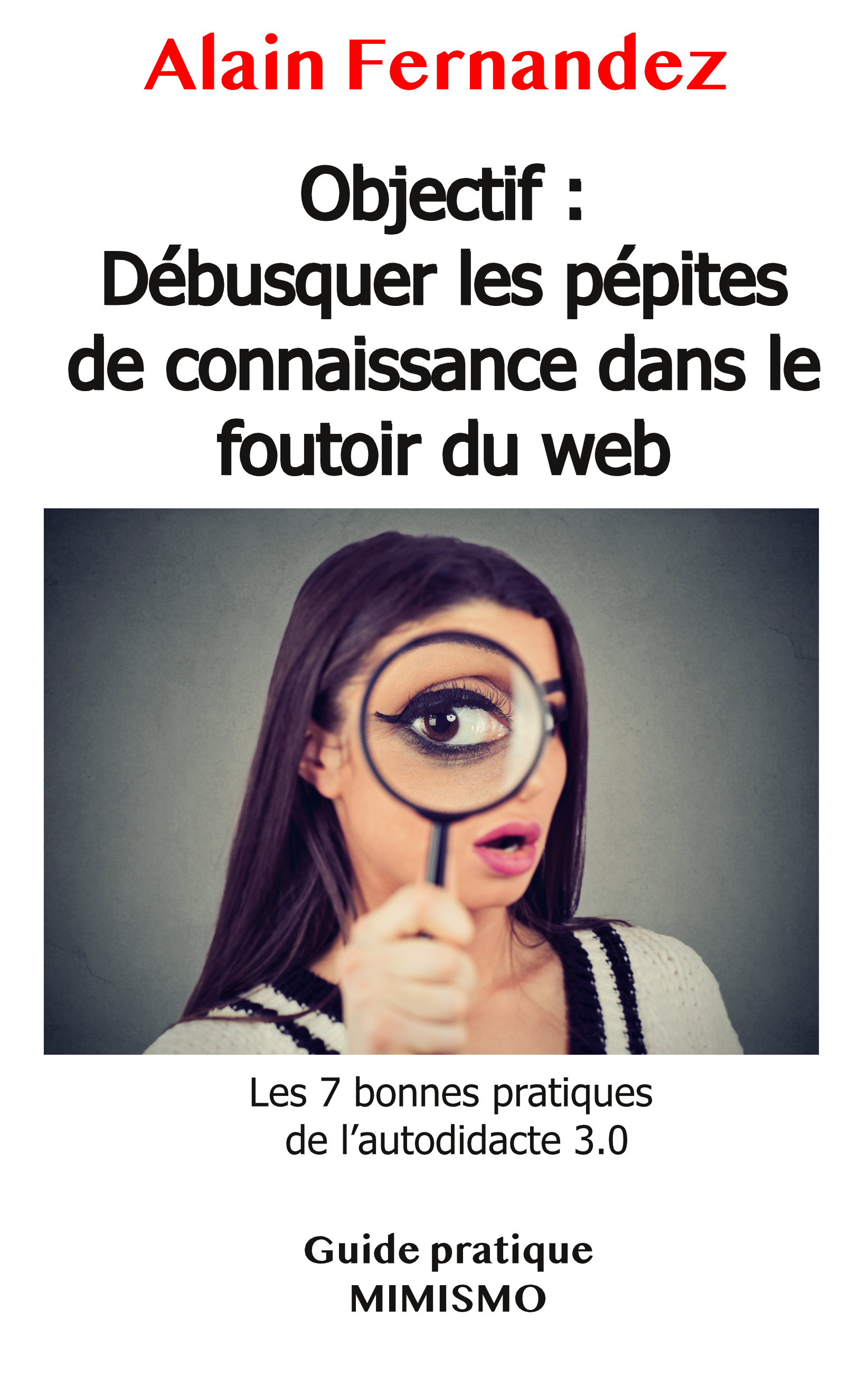 Vignette du livre Objectif : Débusquer les pépites de connaissance dans le foutoir du web