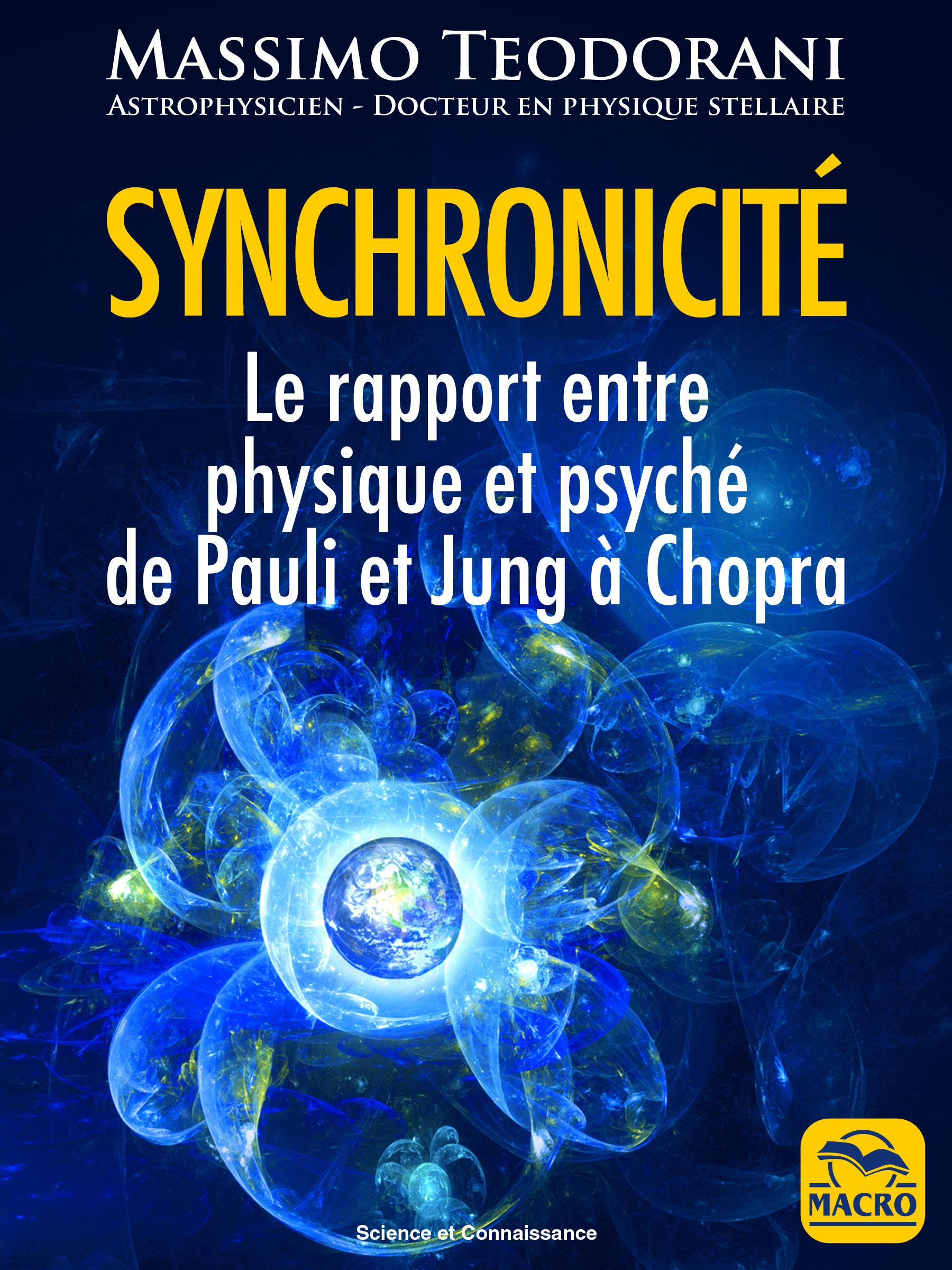 Vignette du livre Synchronicité : le rapport entre physique et psyché...
