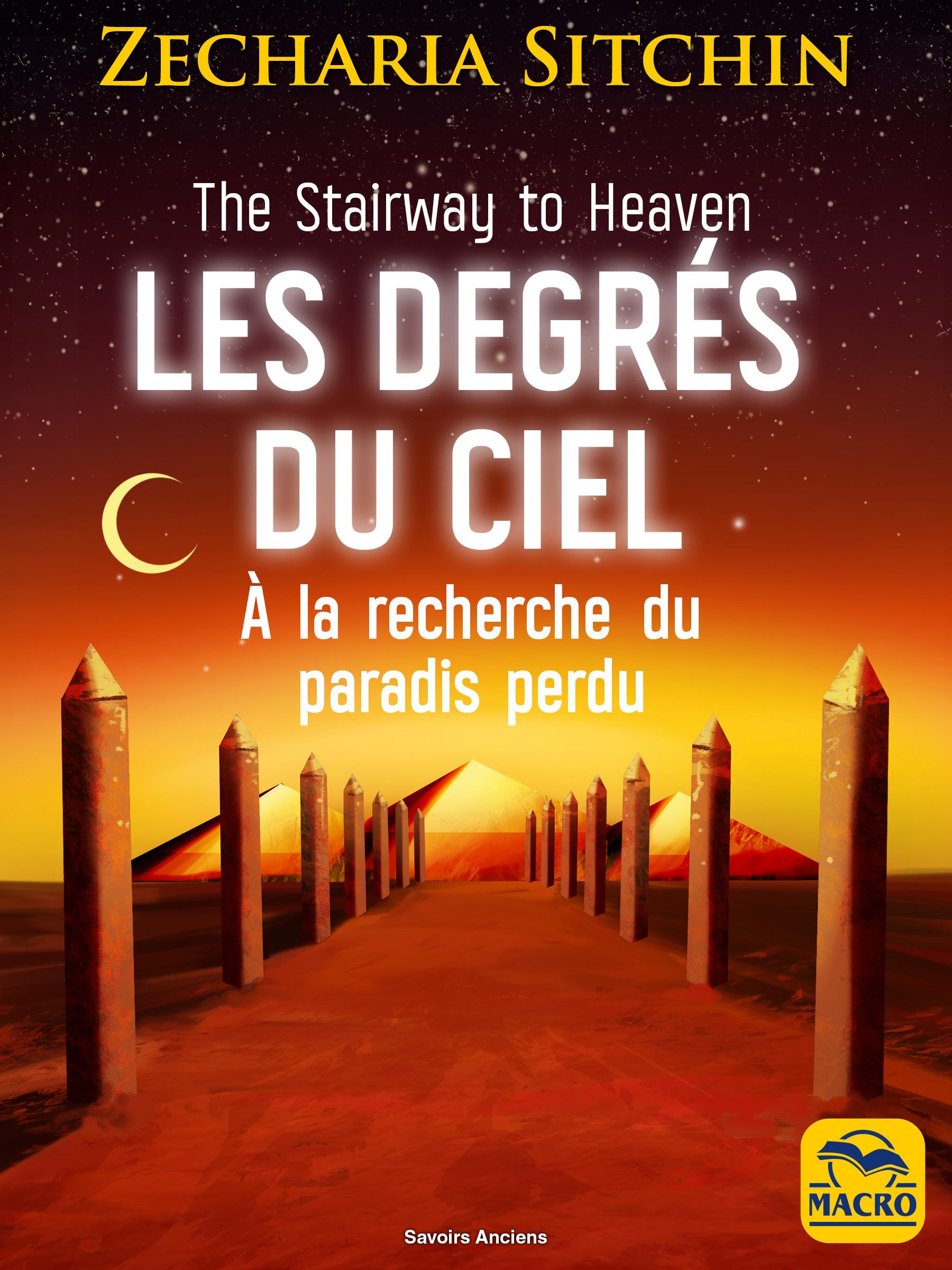 Vignette du livre Chroniques terriennes T.2 : Les degrés du ciel - Zecharia Sitchin