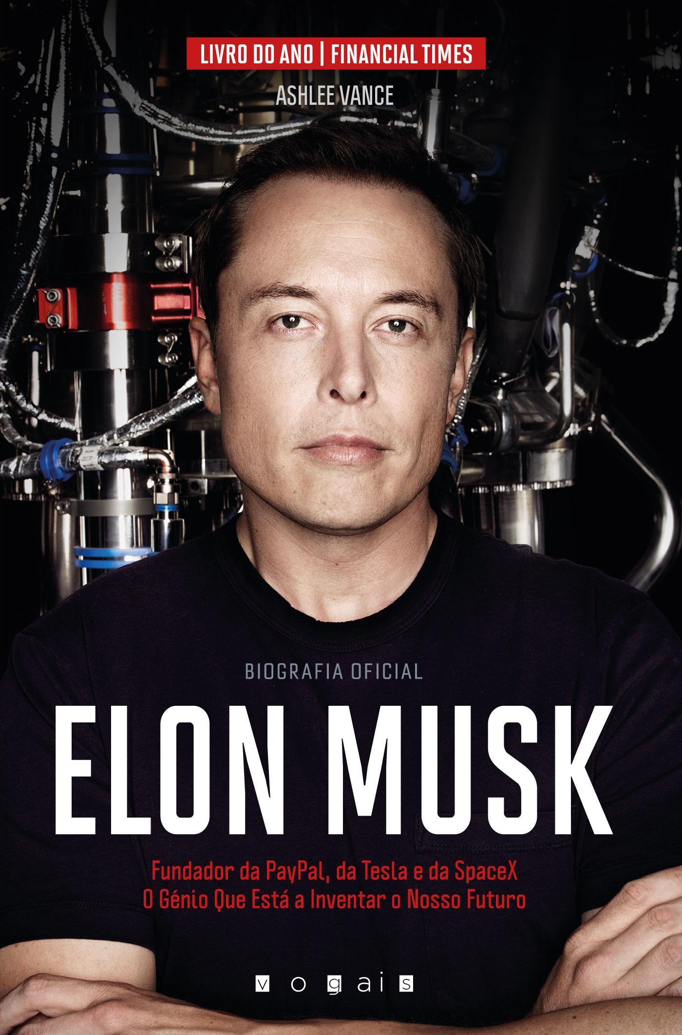 Vignette du livre Elon Musk