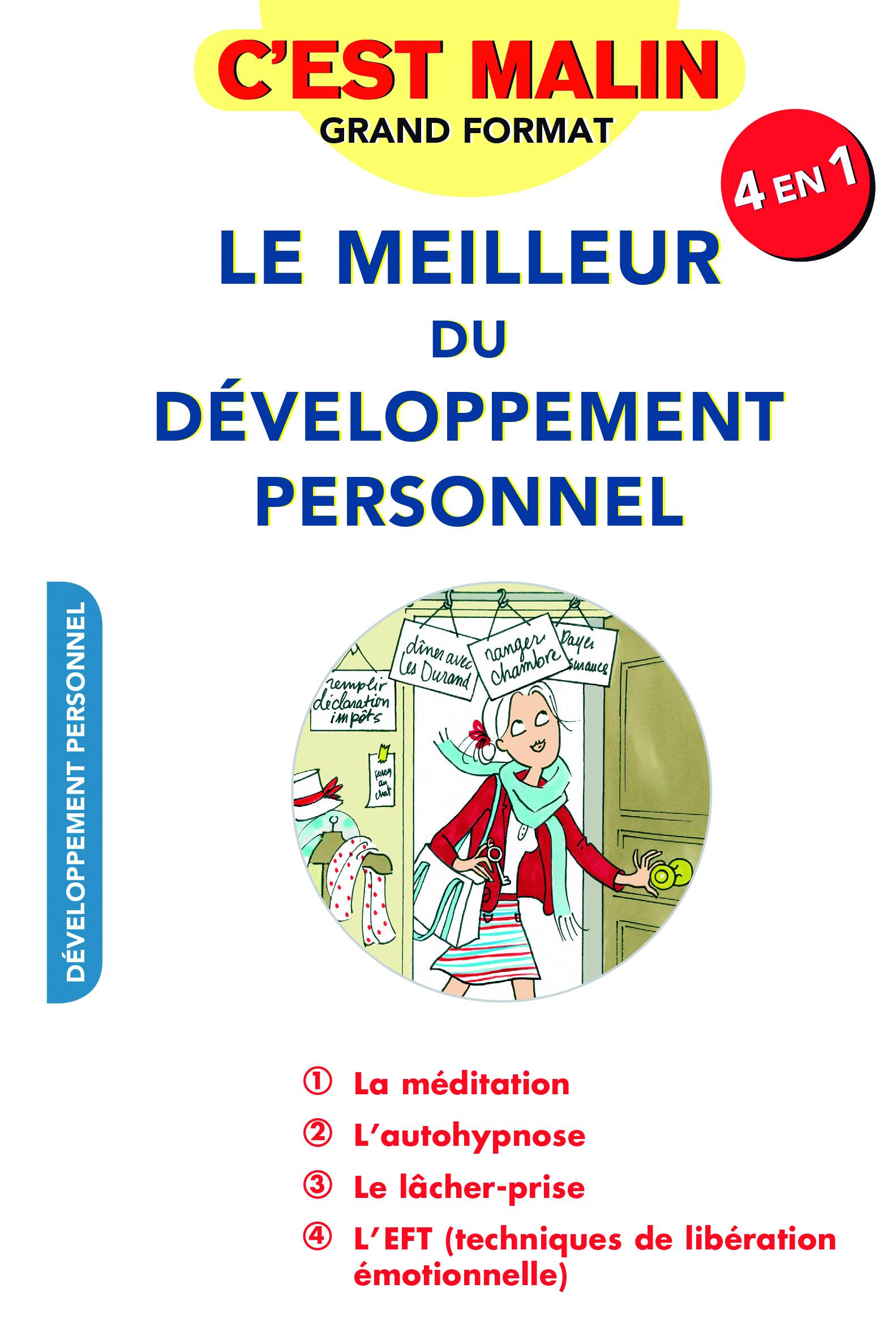Vignette du livre Le meilleur du développement personnel