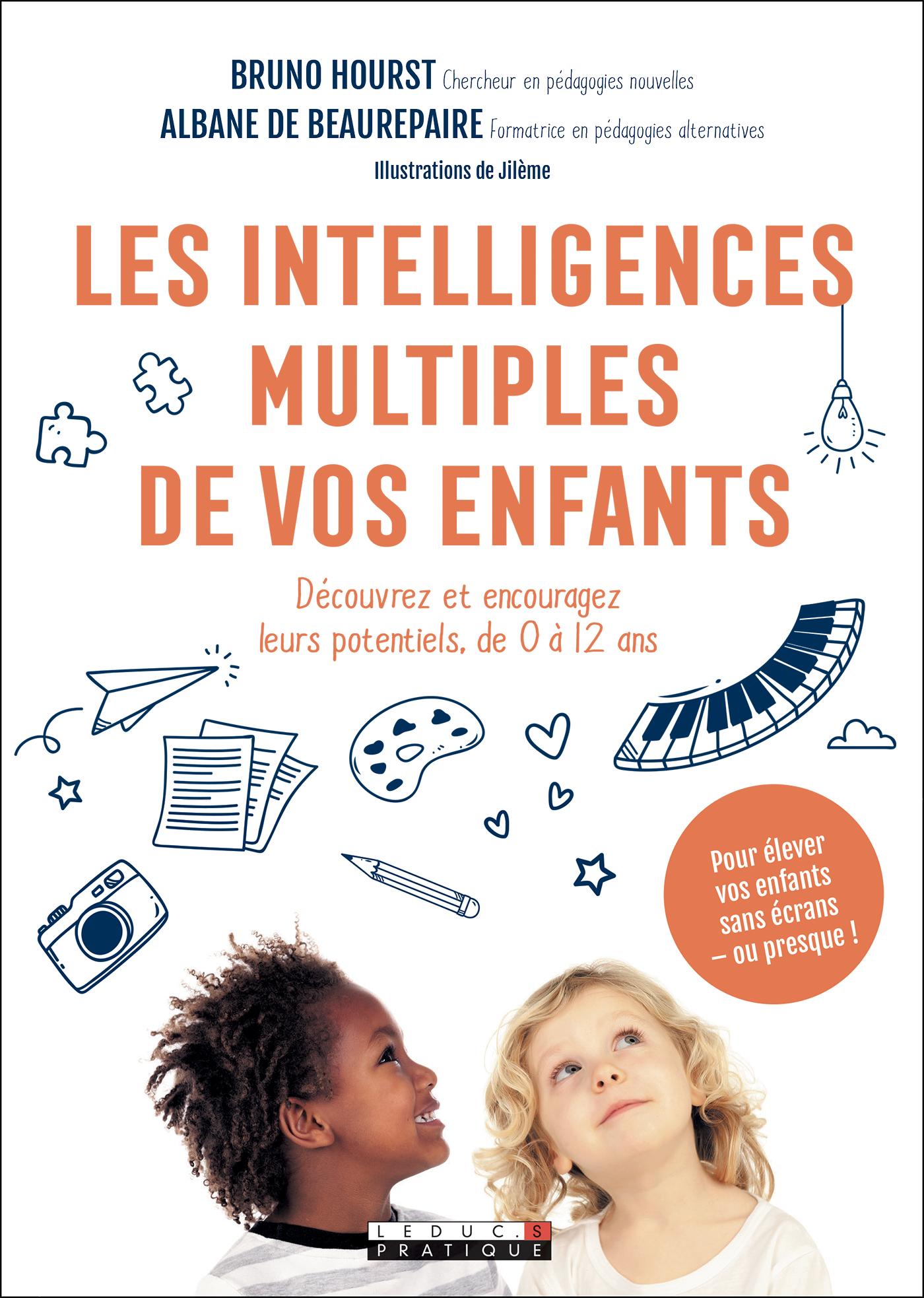 Vignette du livre Les intelligences de vos enfants