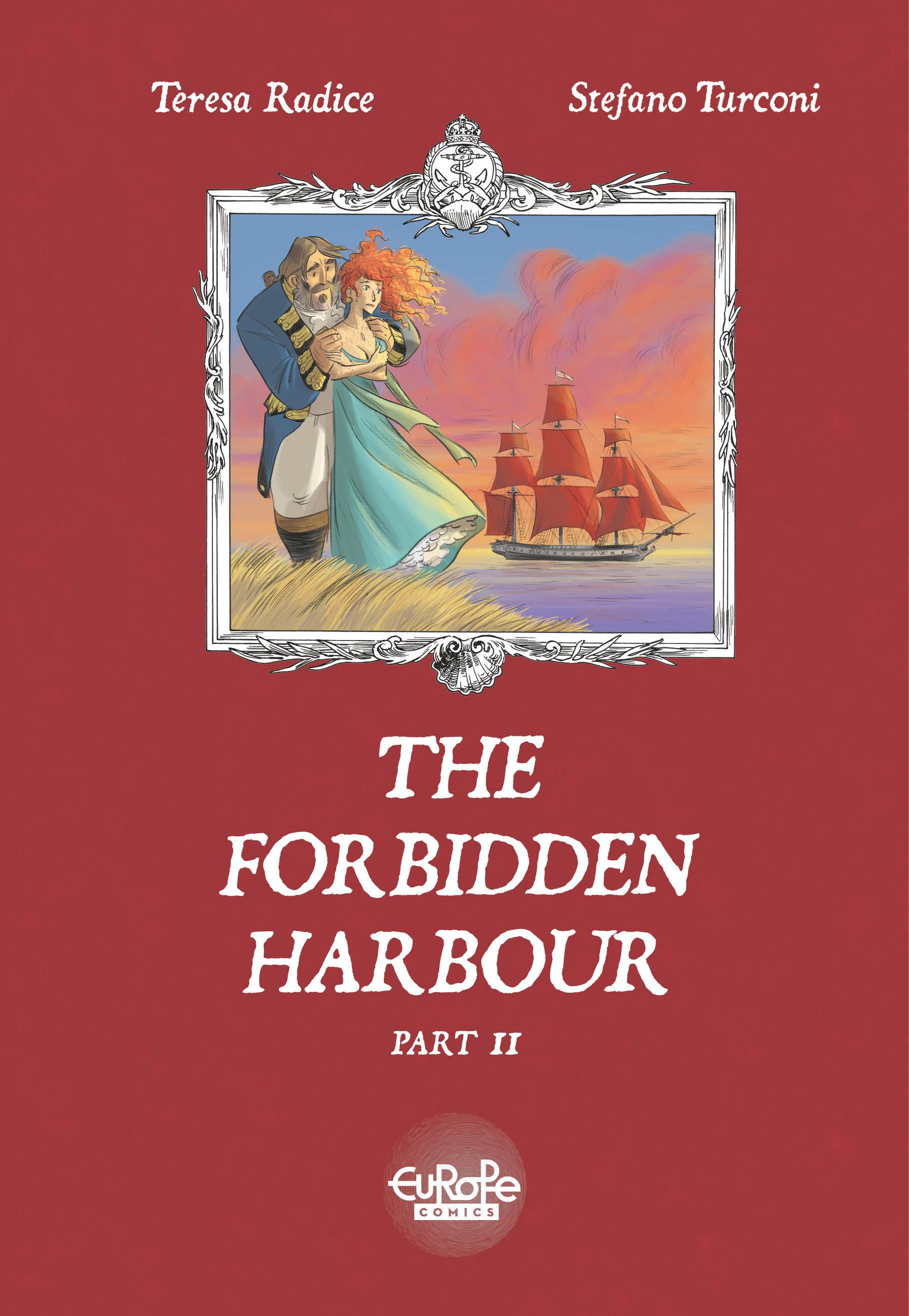 Vignette du livre The Forbidden Harbour - Volume 2
