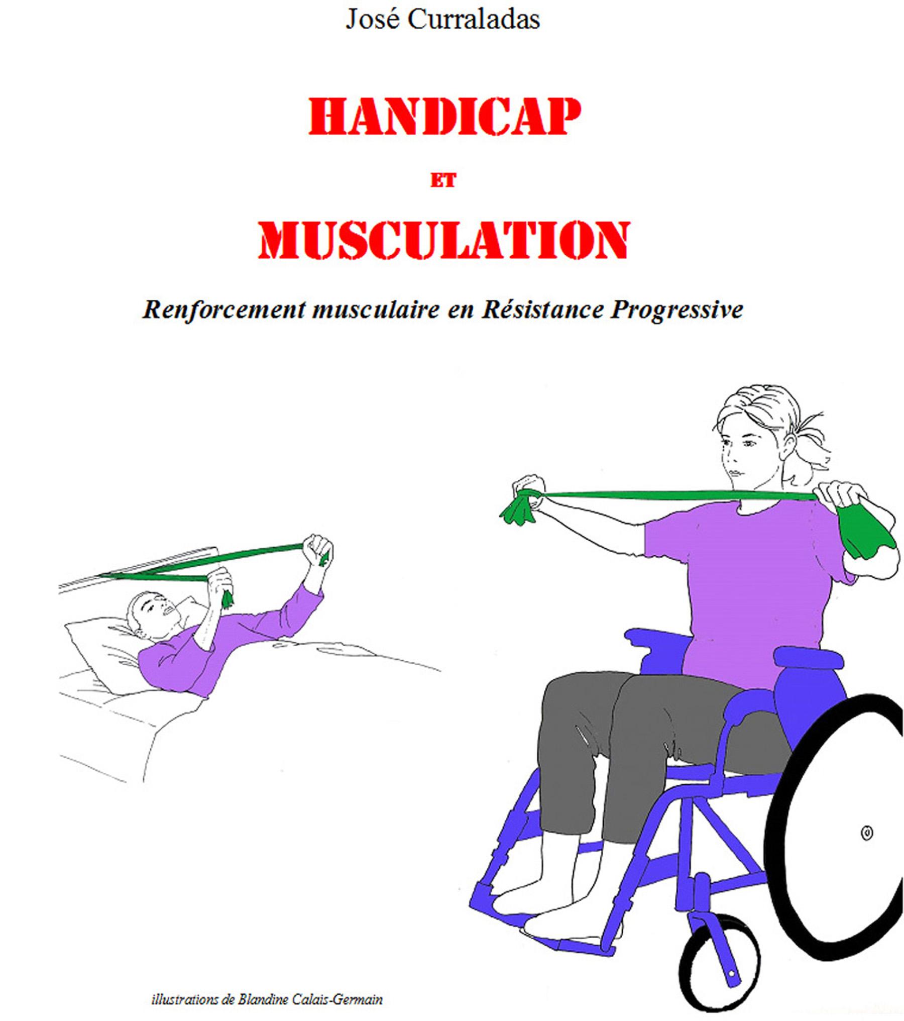 Vignette du livre Handicap et musculation