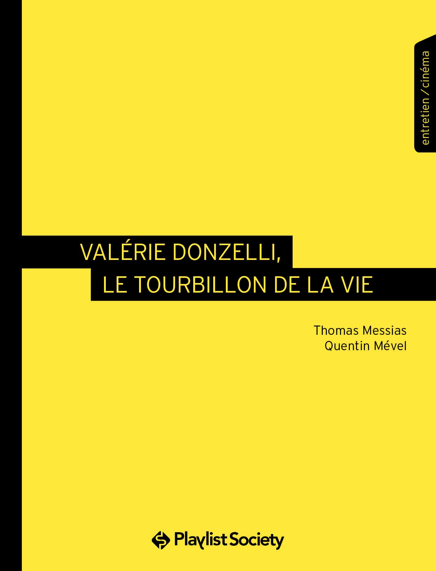 Vignette du livre Valérie Donzelli, le tourbillon de la vie